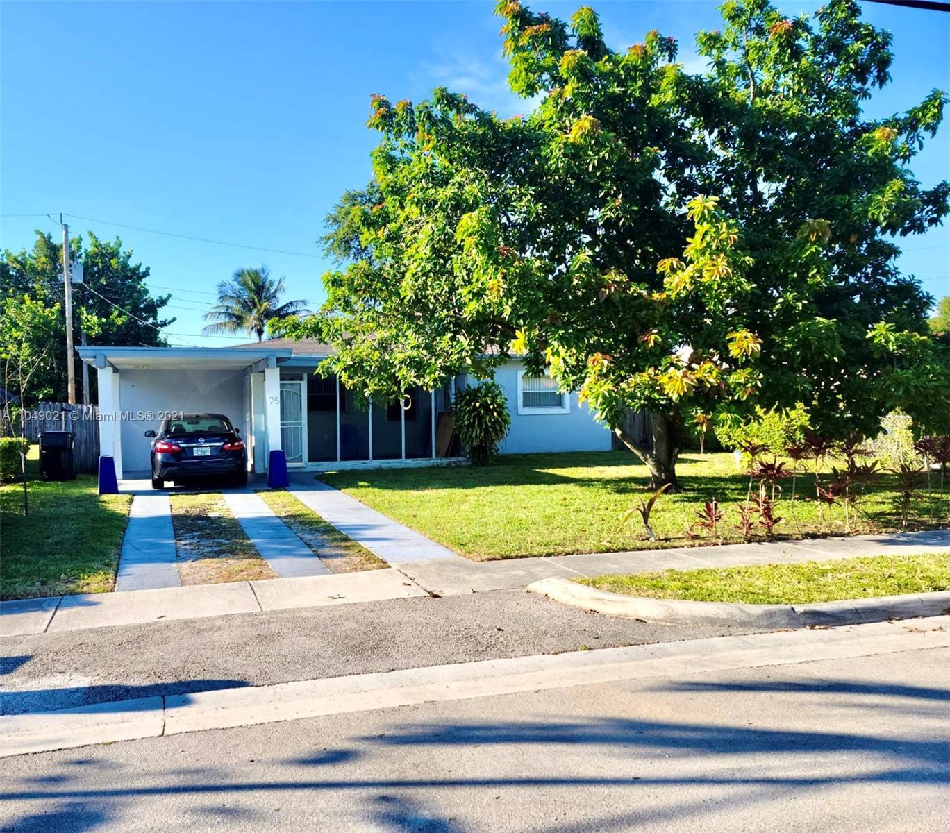 North Miami Beach - 75 NE 169th St, North Miami Beach, FL 33162