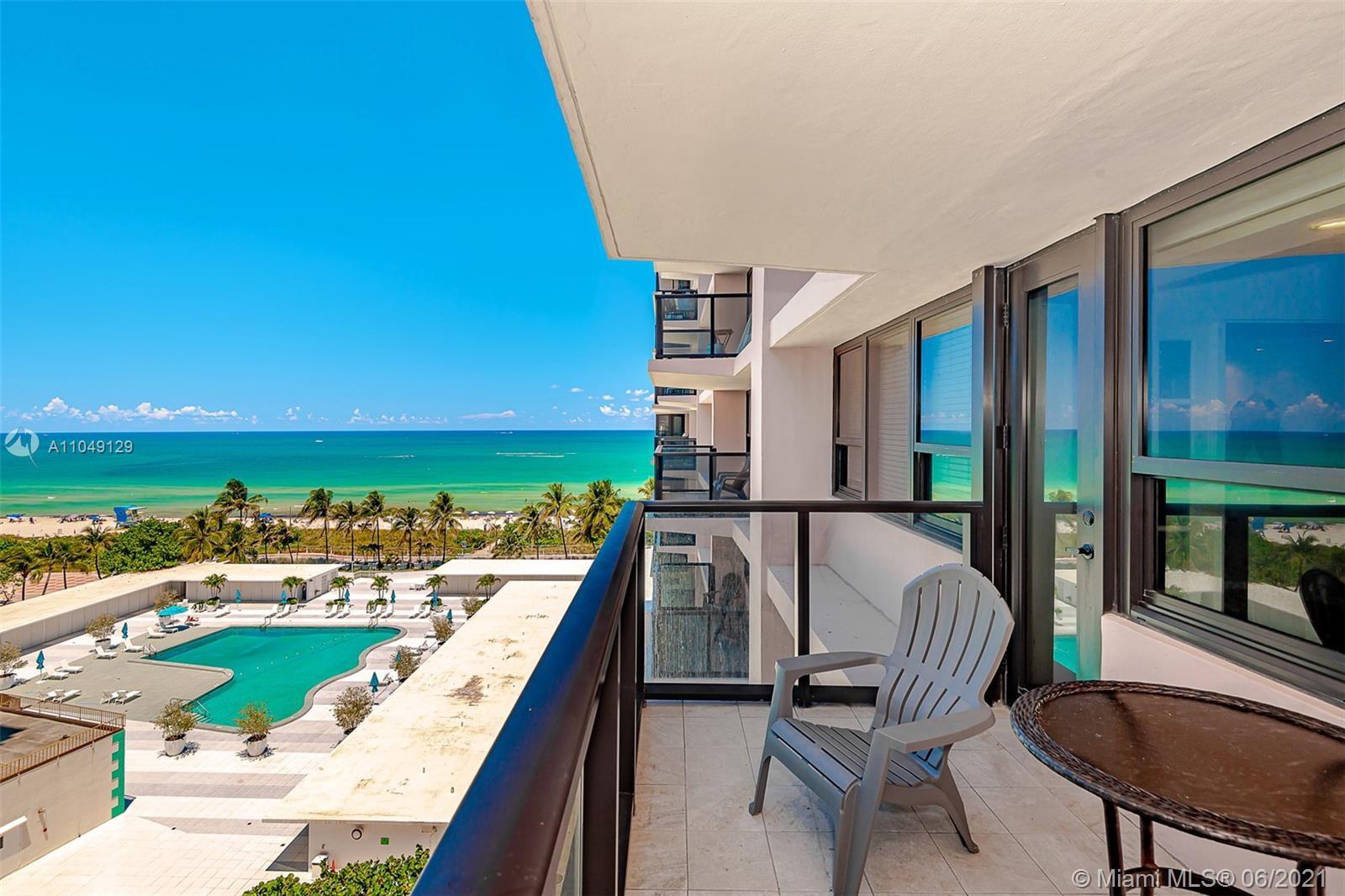 The Alexander #910 - 5225 N Collins Ave #910, Miami Beach, FL 33140