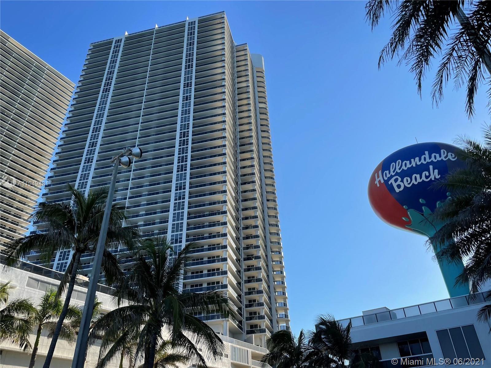 Beach Club III #705 - 1800 S Ocean Dr #705, Hallandale Beach, FL 33009