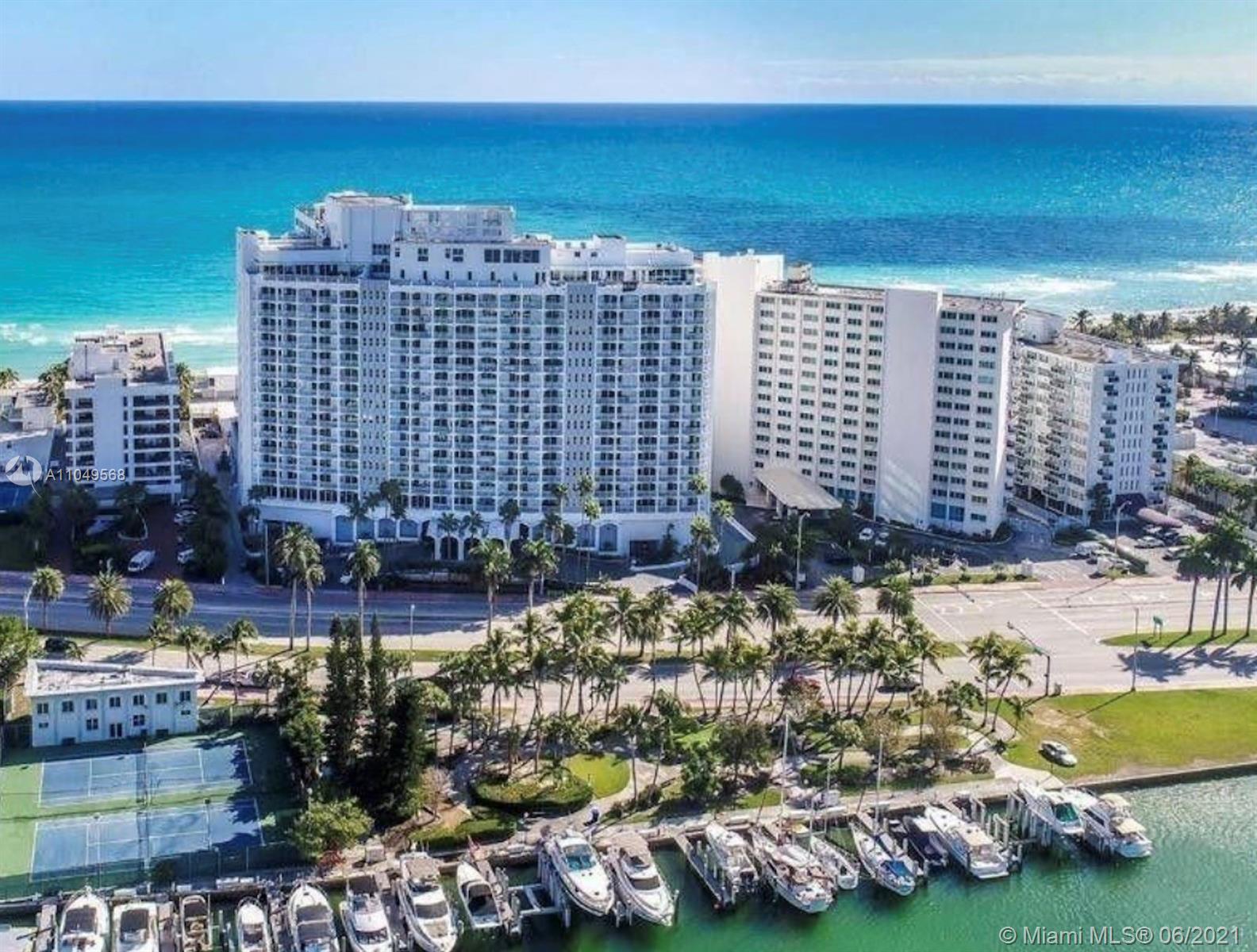 Carriage House #1416 - 5401 Collins Ave #1416, Miami Beach, FL 33140