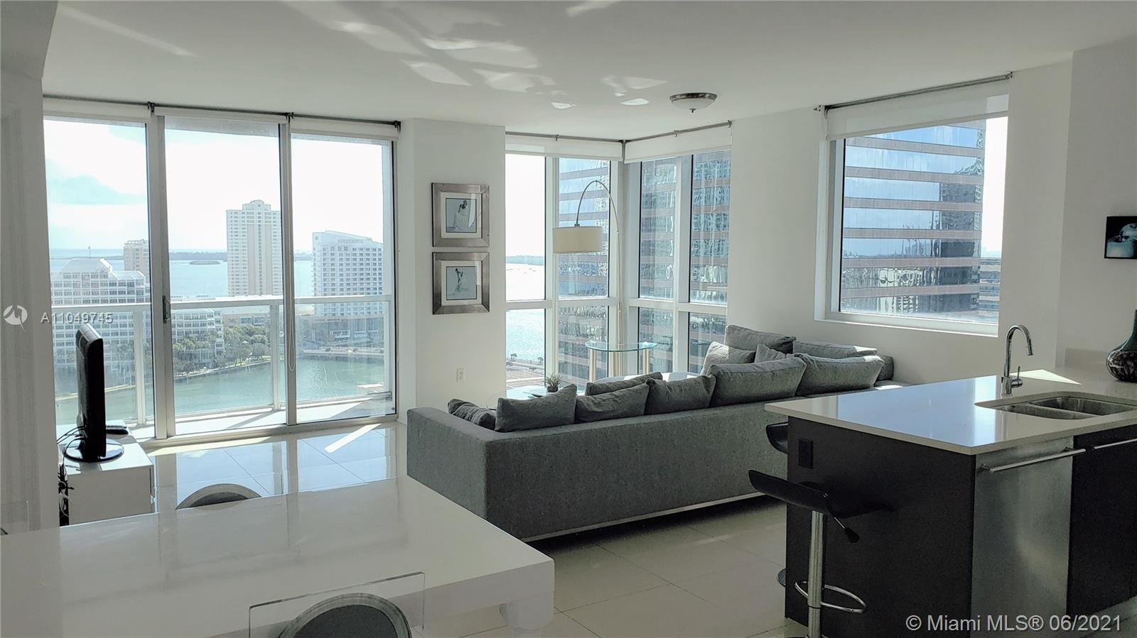 500 Brickell West Tower #1902 - 500 Brickell Ave #1902, Miami, FL 33131