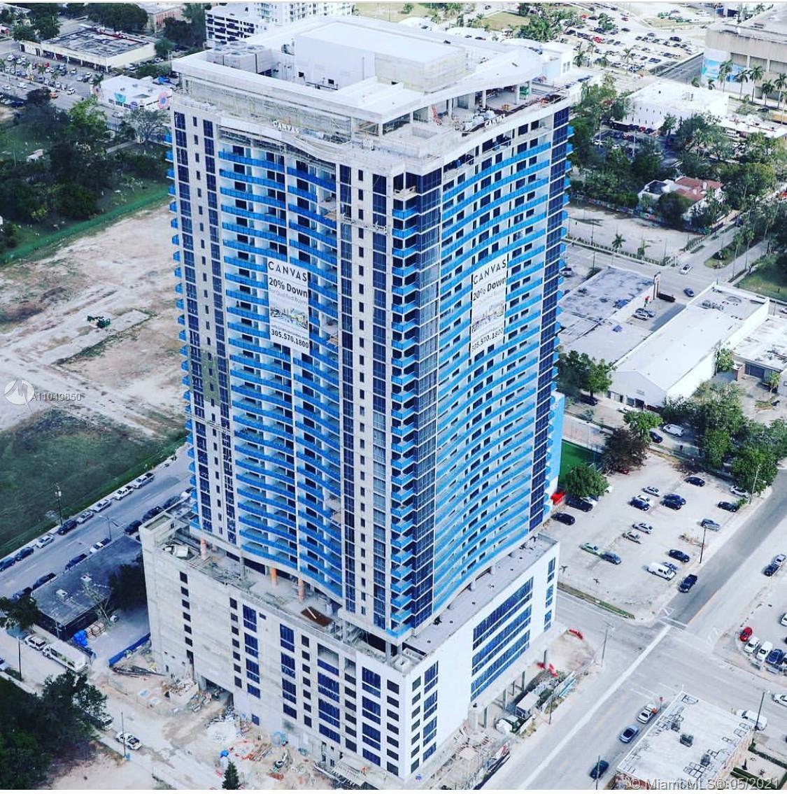 Canvas #1110 - 1600 NE 1st Ave #1110, Miami, FL 33132