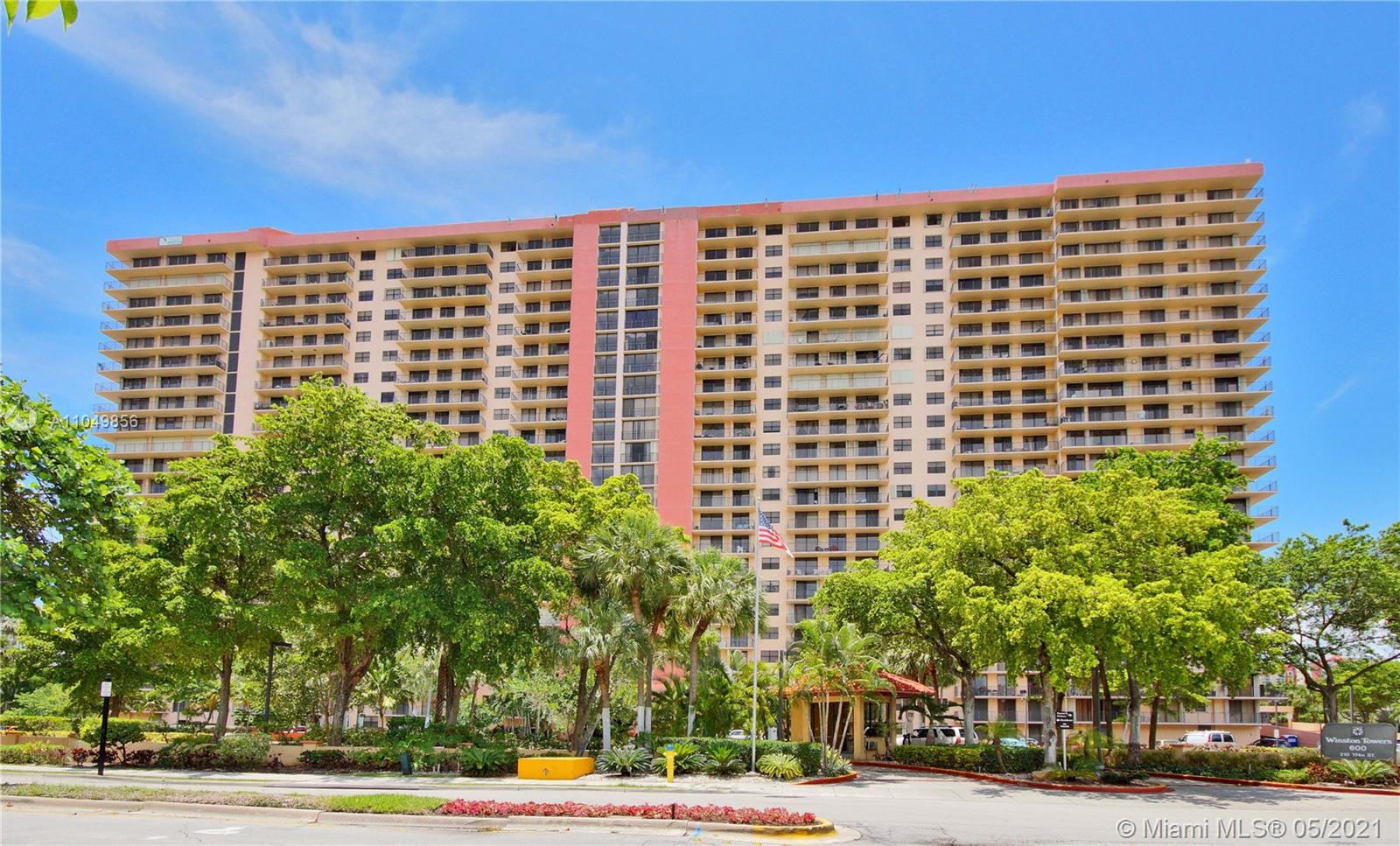 Winston Tower 600 #2117 - 210 174th St #2117, Sunny Isles Beach, FL 33160