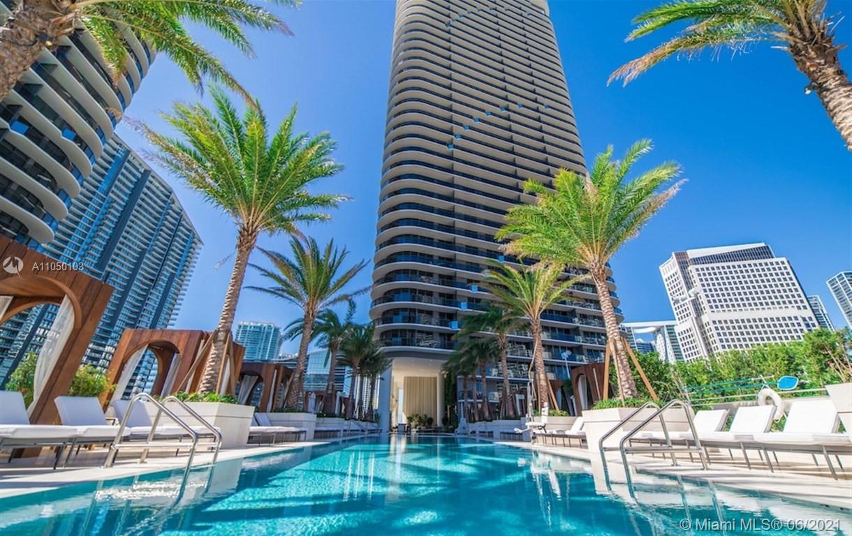 SLS Lux Brickell #1809 - 801 S Miami Ave #1809, Miami, FL 33130