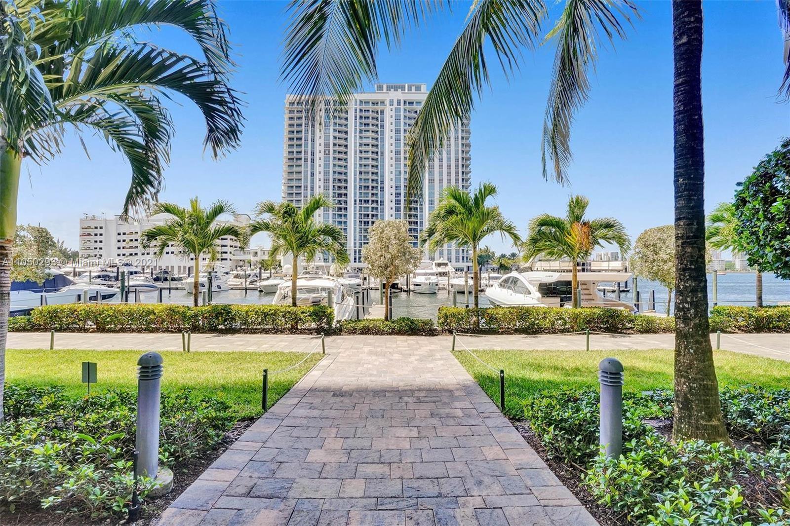 Marina Palms 1 #804 - 17111 Biscayne Blvd #804, North Miami Beach, FL 33160