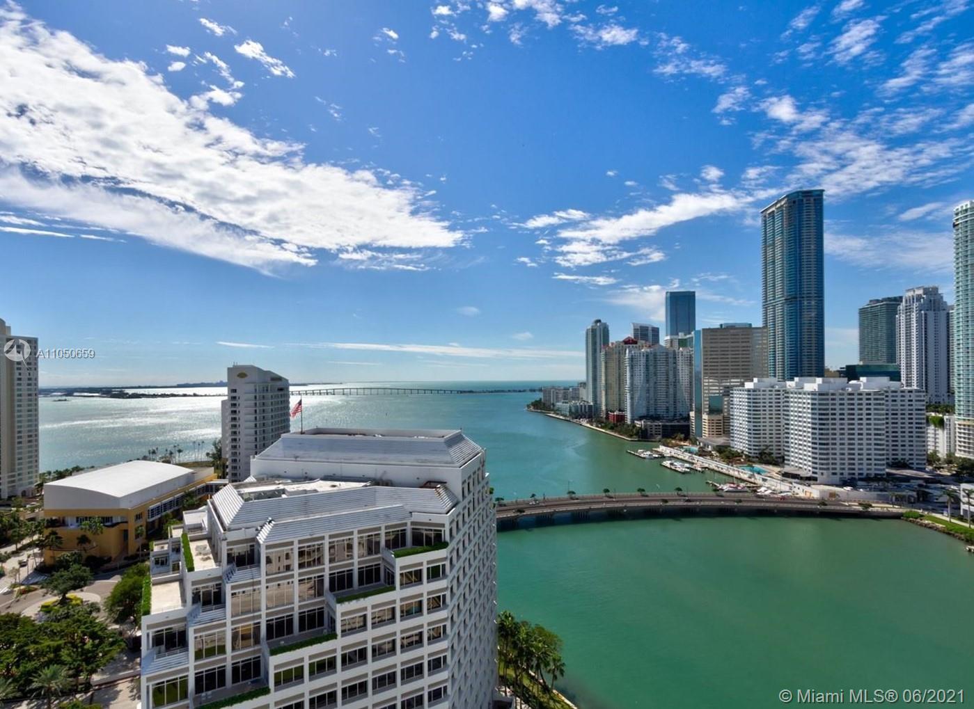 Courvoisier Courts #2410 - 701 Brickell Key Blvd #2410, Miami, FL 33131