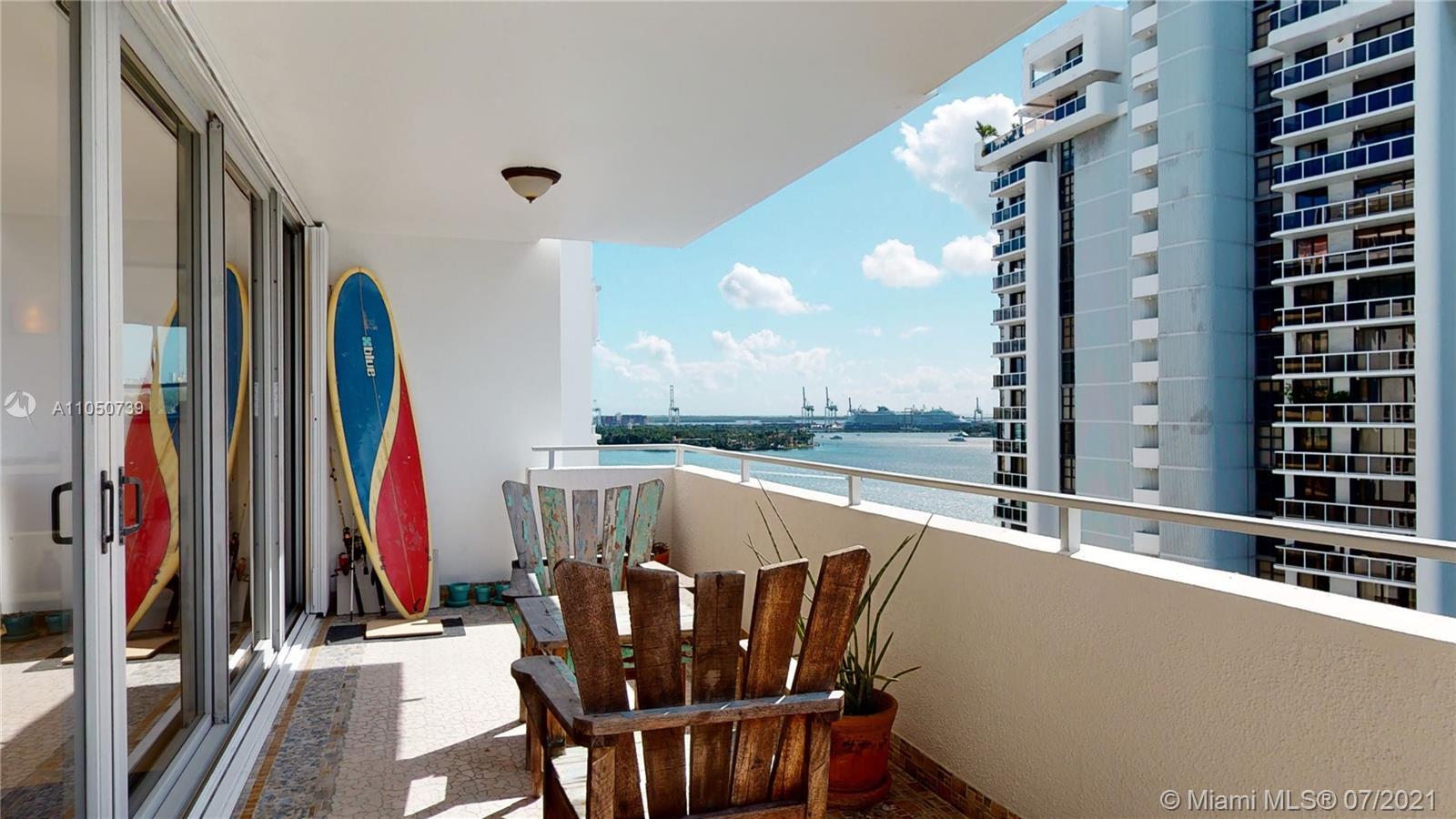 Costa Brava #1711 - 11 Island Ave #1711, Miami Beach, FL 33139