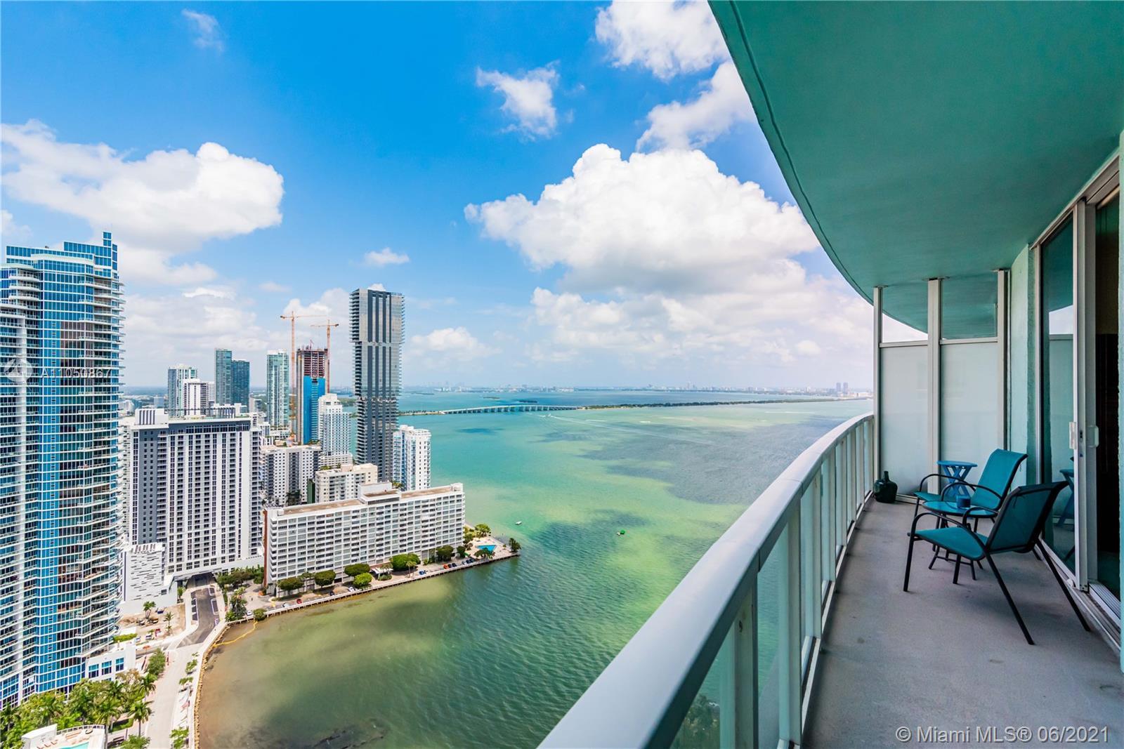 Quantum on the Bay #3706 - 1900 N Bayshore Dr #3706, Miami, FL 33132