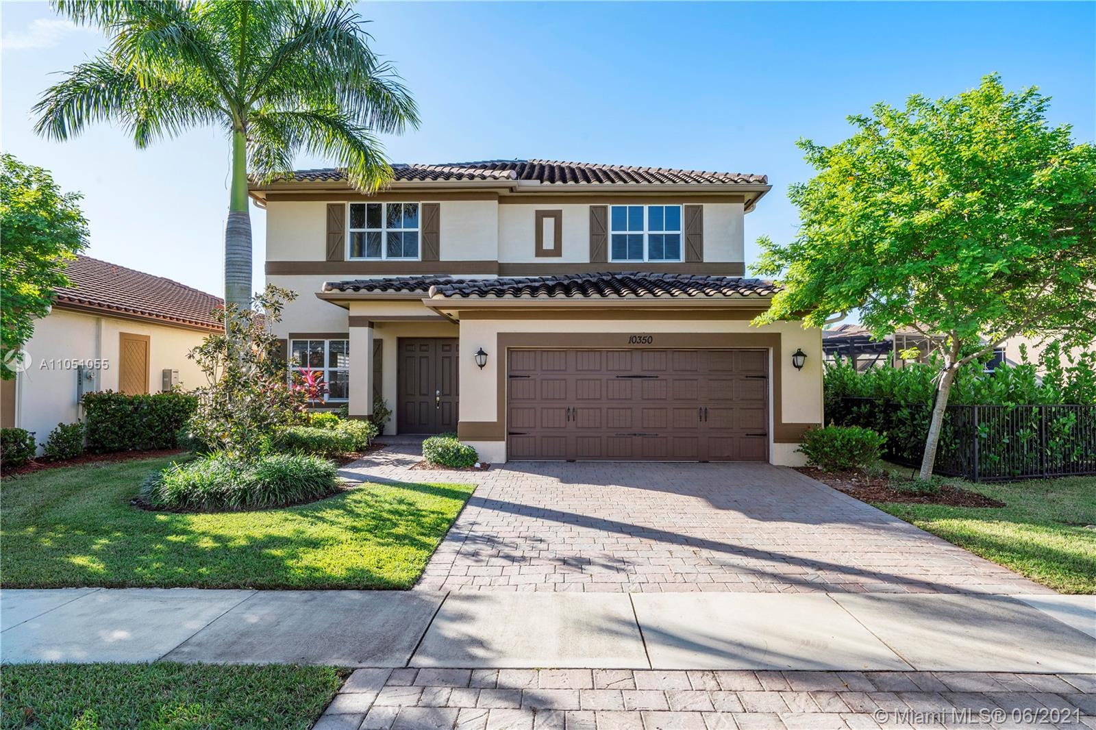 Property for sale at 10350 Lake Vista Ct Unit: 10350, Parkland,  Florida 33076