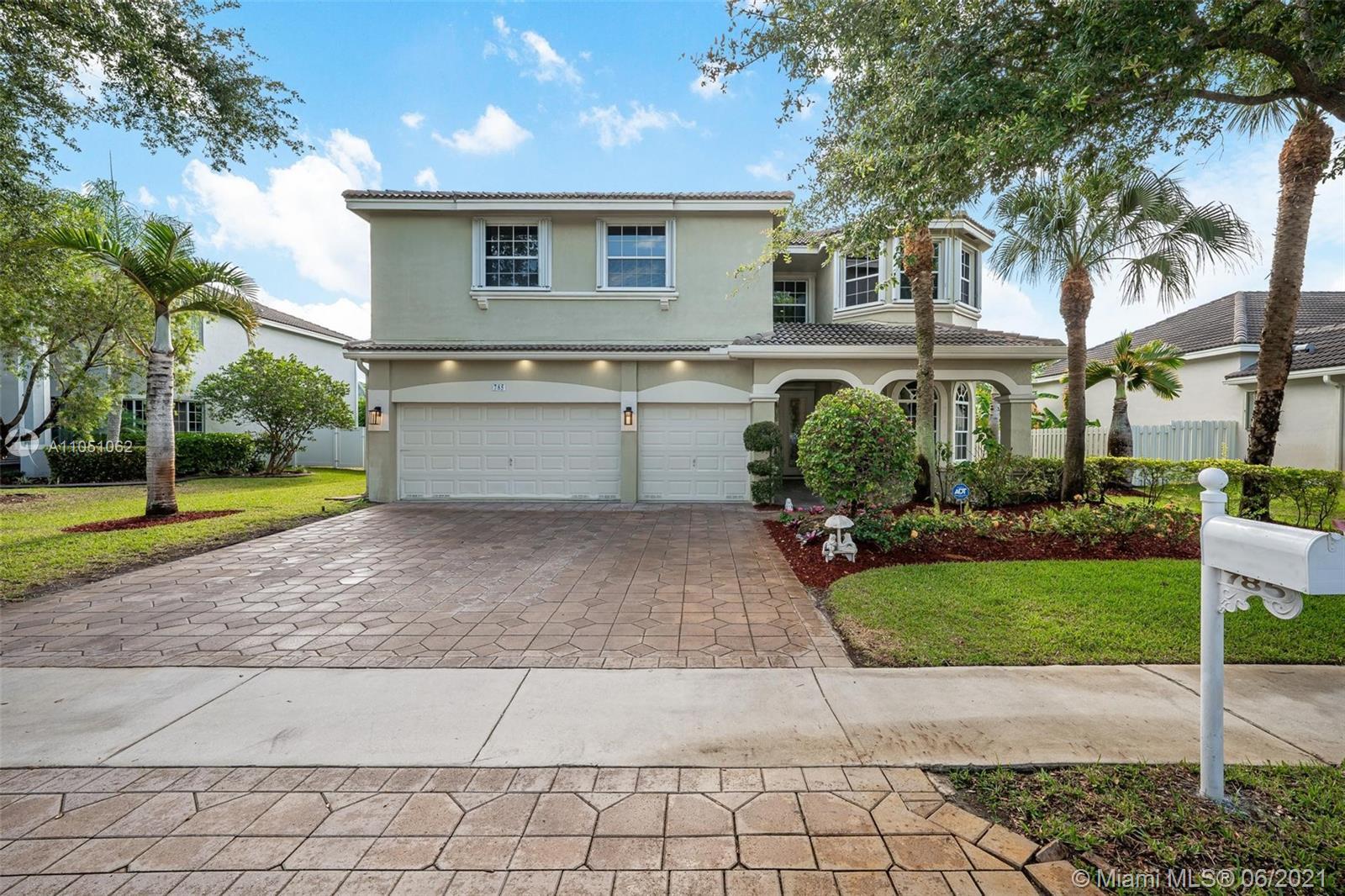 The Estates of Pembroke Shores - 785 SW 159th Ln, Pembroke Pines, FL 33027