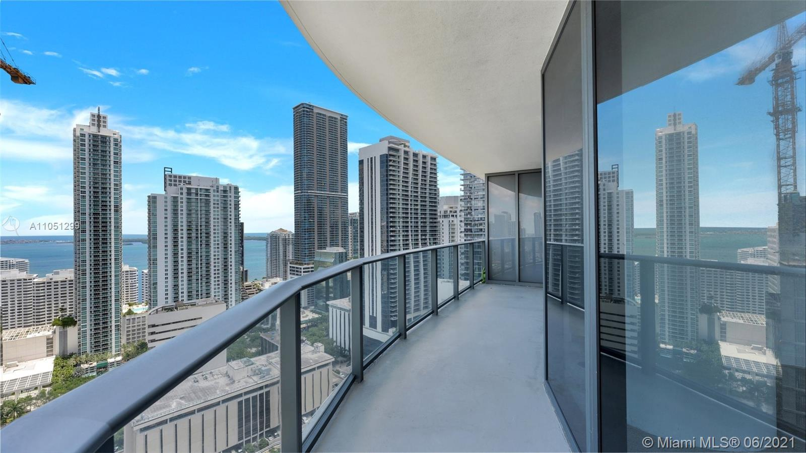 Brickell Heights East Tower #3001 - 45 SW 9th St #3001, Miami, FL 33130