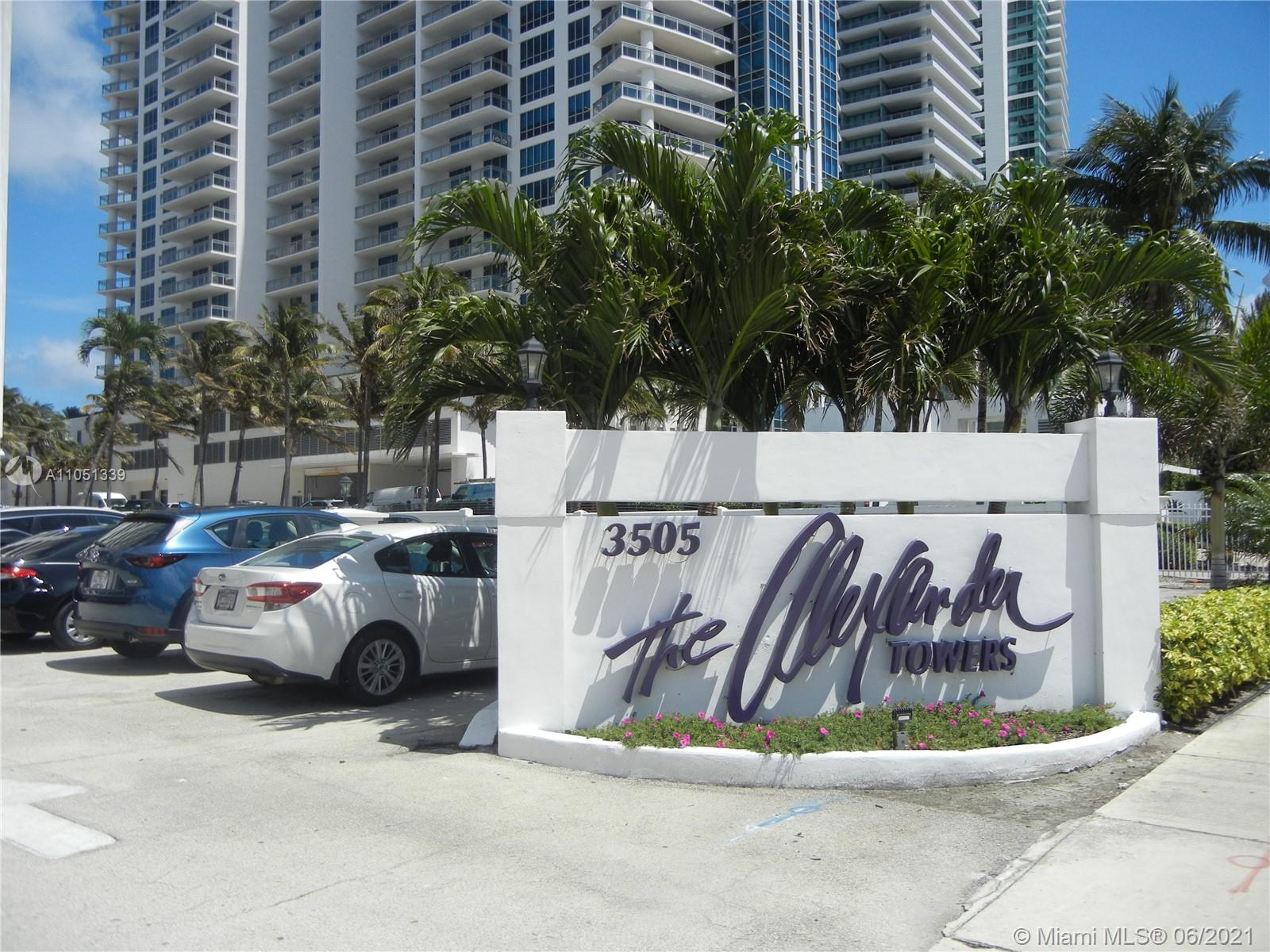 Alexander Towers #404 - 3505 S Ocean Dr #404, Hollywood, FL 33019