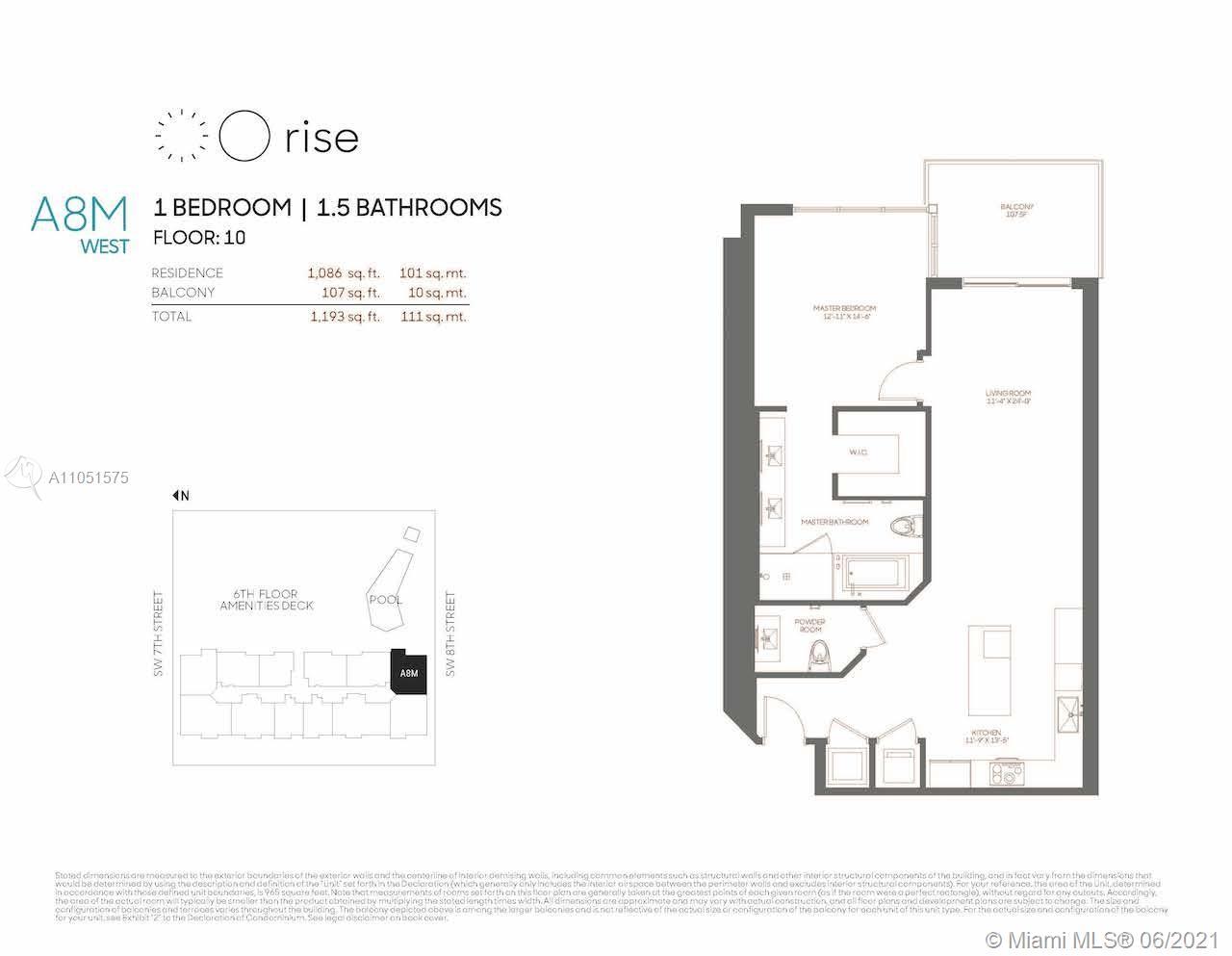 Rise Brickell City Centre #1001 - 88 SW 7th St #1001, Miami, FL 33130