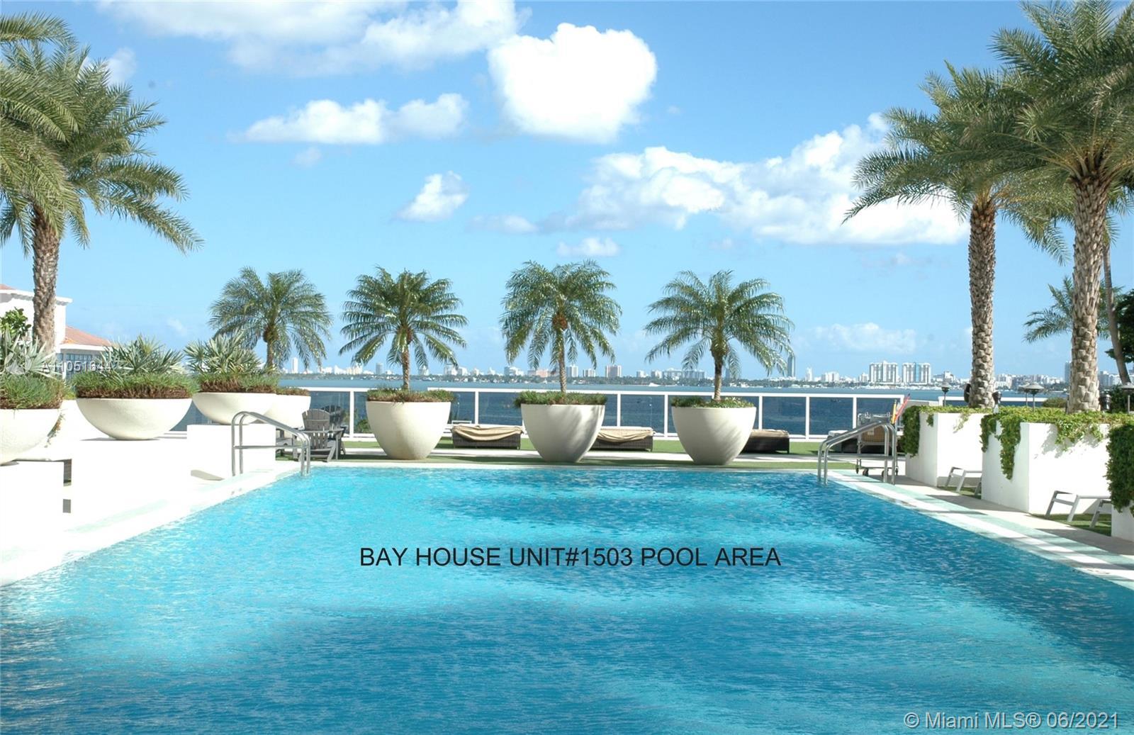Bay House #1503 - 600 NE 27th St #1503, Miami, FL 33137