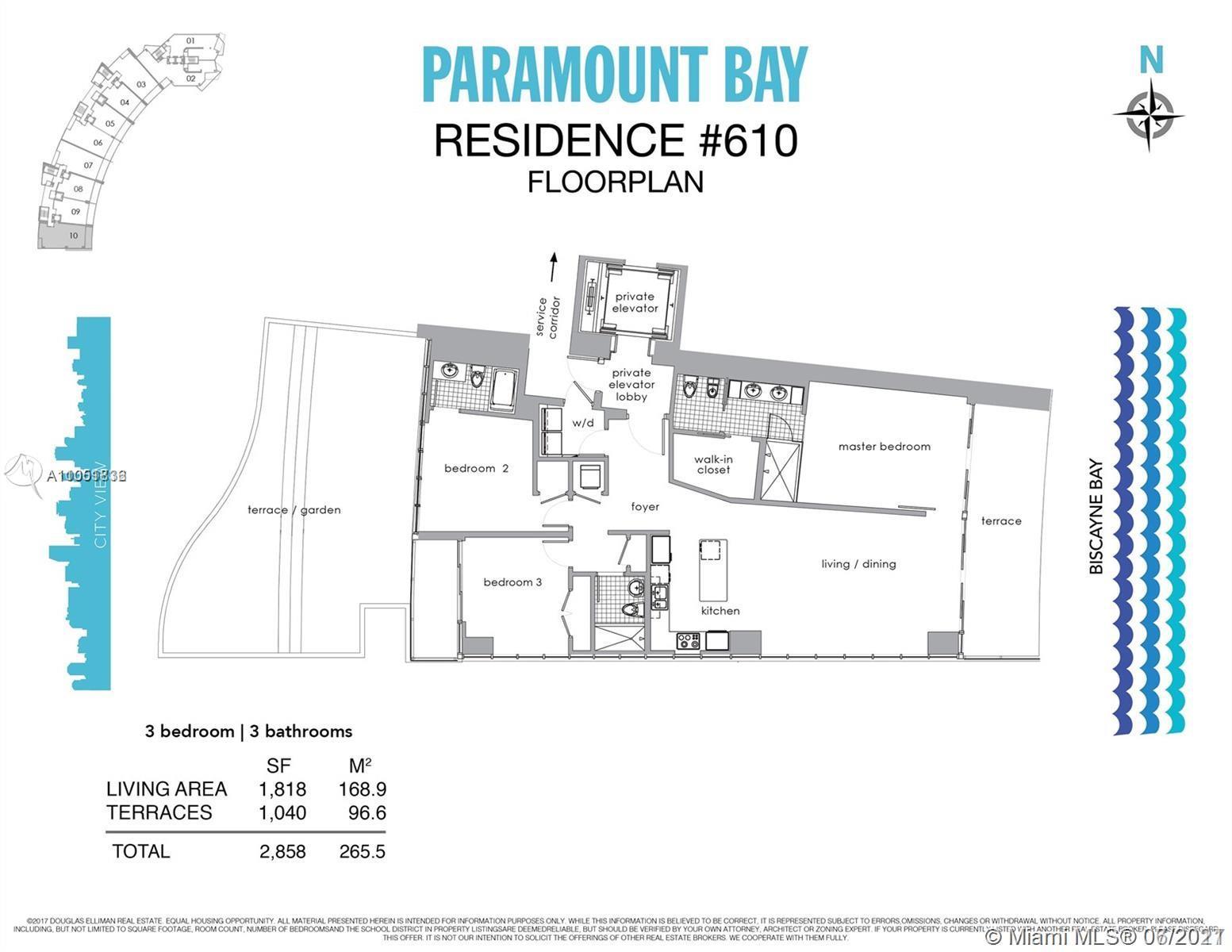 Paramount Bay #610 - 06 - photo