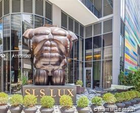 SLS Lux Brickell #610 - 801 S Miami Ave #610, Miami, FL 33130