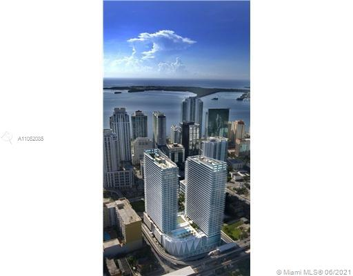 Axis on Brickell South Tower #UPH4007S - 79 SW 12th St #UPH4007S, Miami, FL 33130
