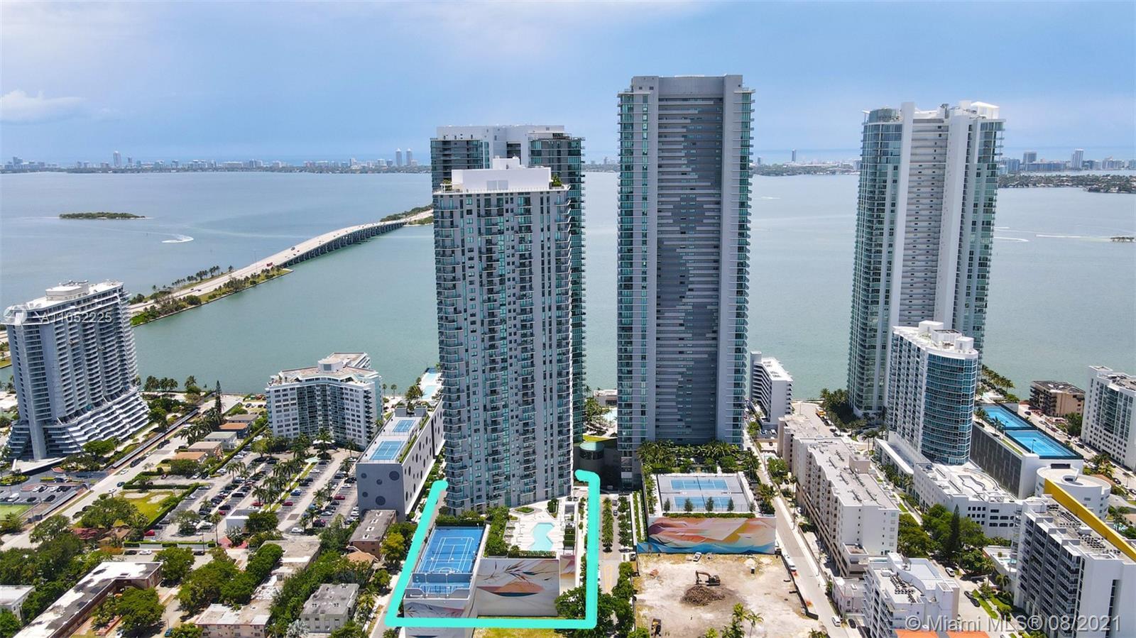 Paraiso Bayviews #809 - 501 NE 31st ST #809, Miami, FL 33137