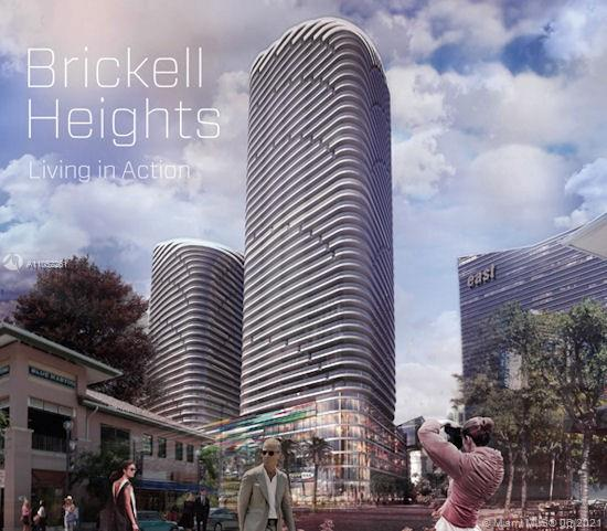 Brickell Heights East Tower #2806 - 45 SW 9th street #2806, Miami, FL 33131