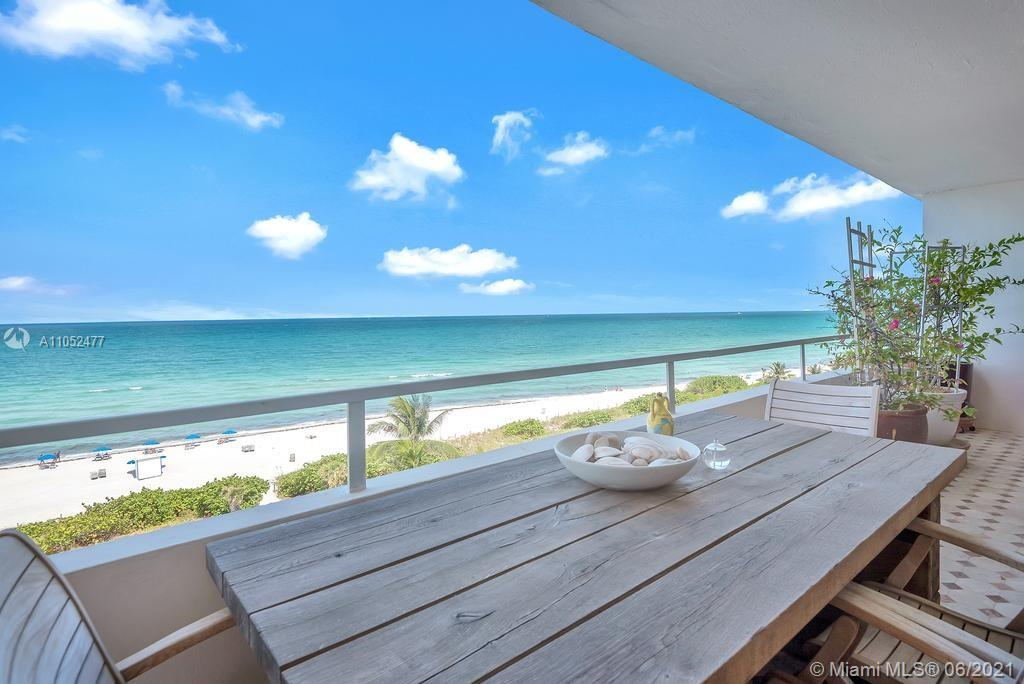 Oceanside Plaza #8F - 5555 Collins Ave #8F, Miami Beach, FL 33140
