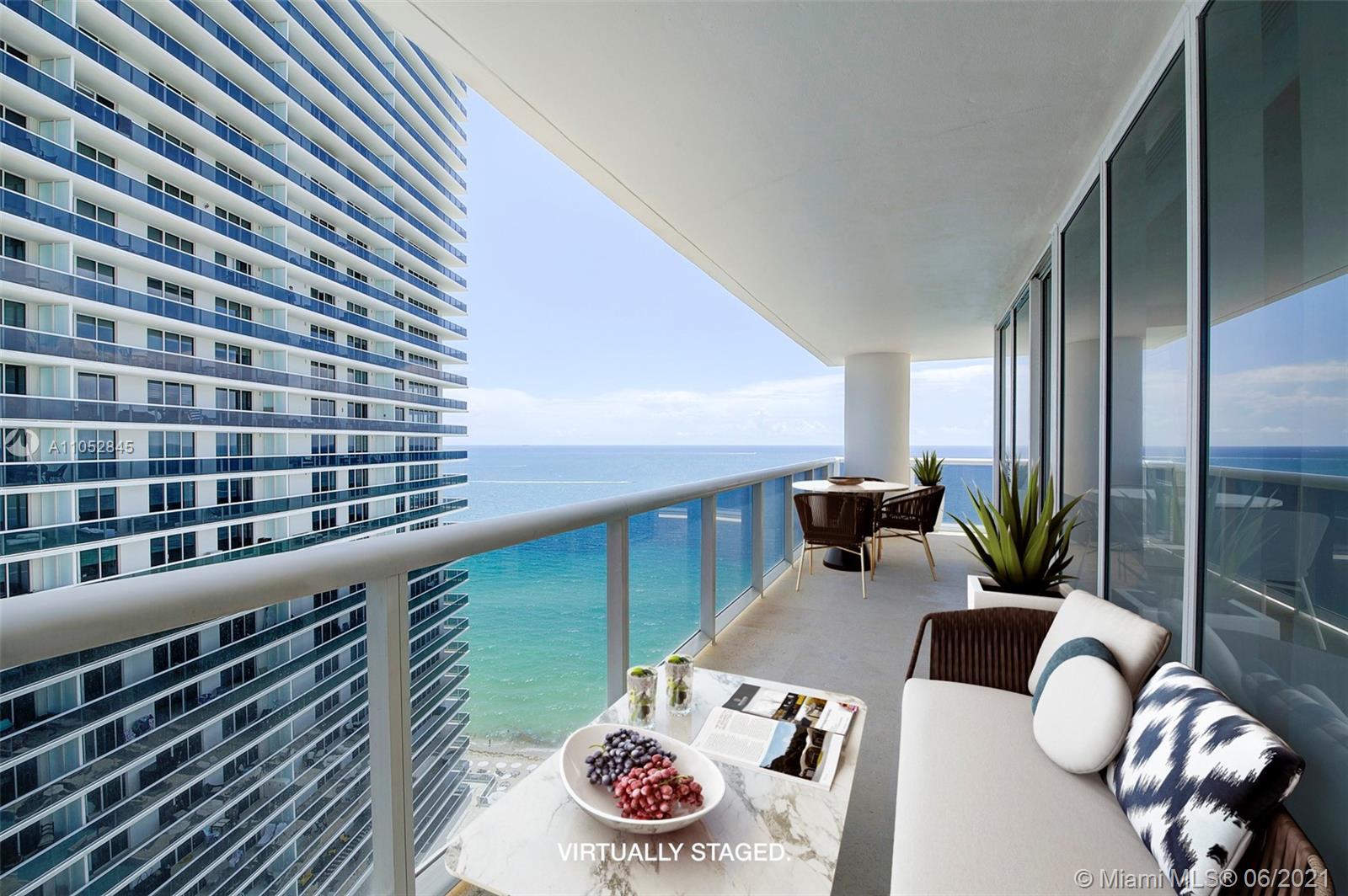 Beach Club I #2510 - 1850 S Ocean Dr #2510, Hallandale Beach, FL 33009