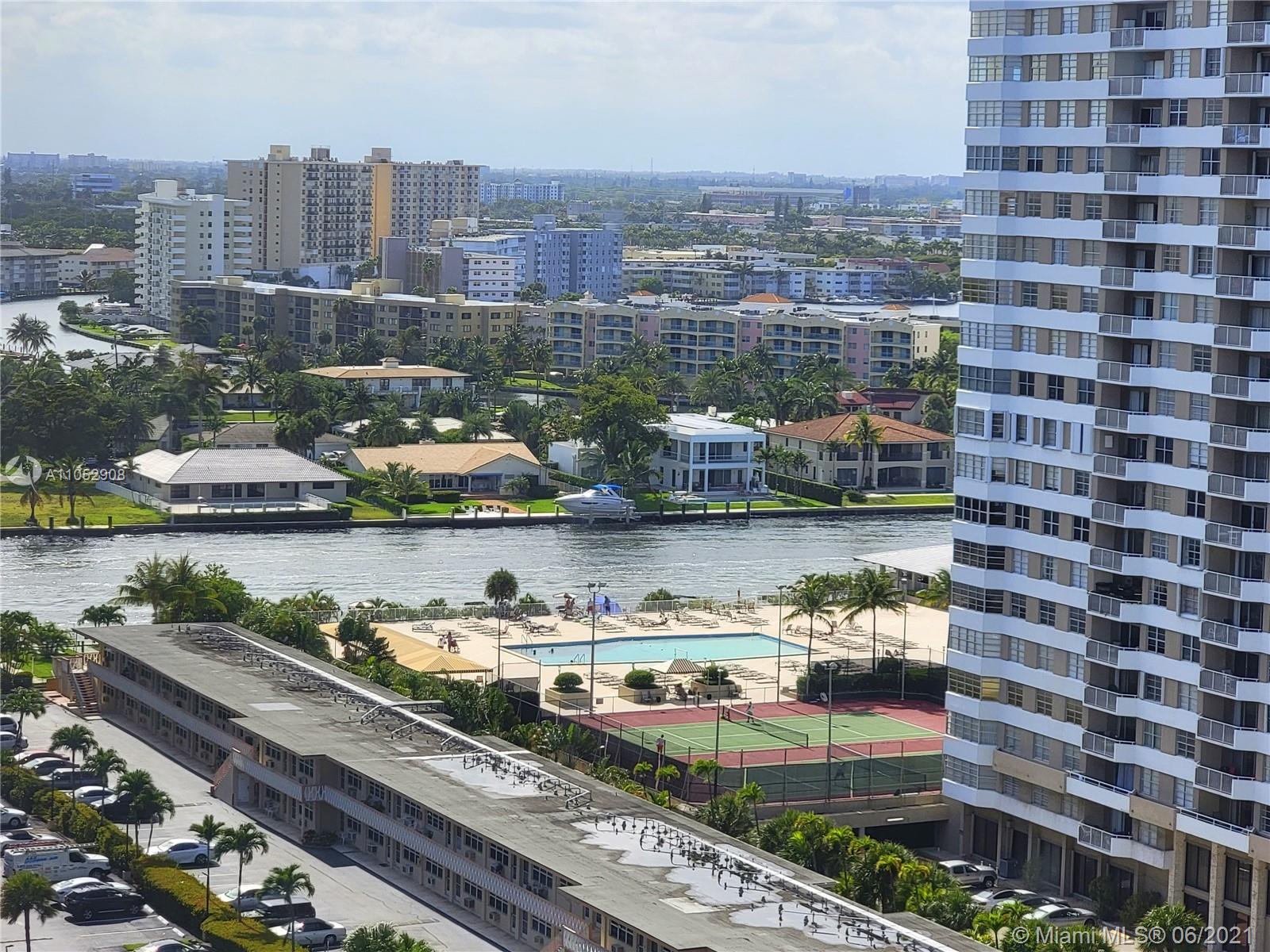 Parker Plaza #1605 - 2030 S Ocean Dr #1605, Hallandale Beach, FL 33009