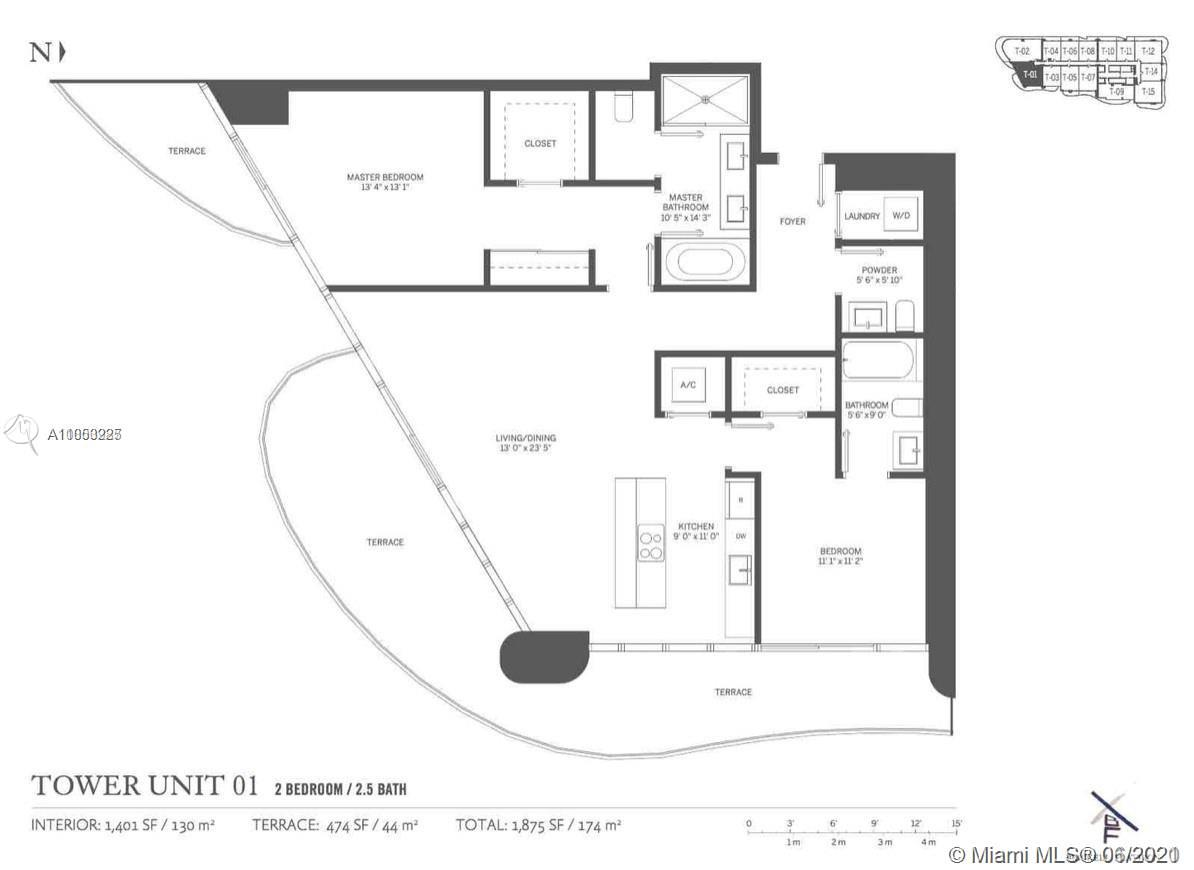 Brickell FlatIron #2401 - 04 - photo