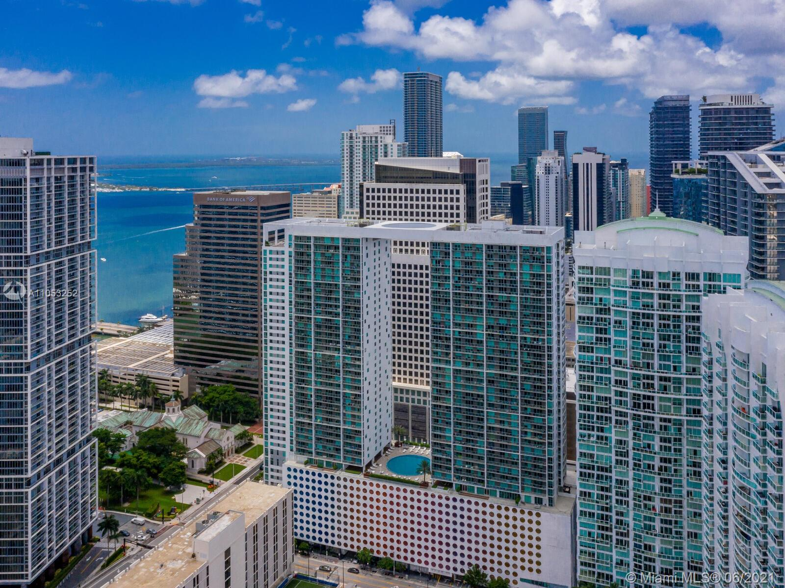 500 Brickell East Tower #1402 - 55 SE 6th St #1402, Miami, FL 33131