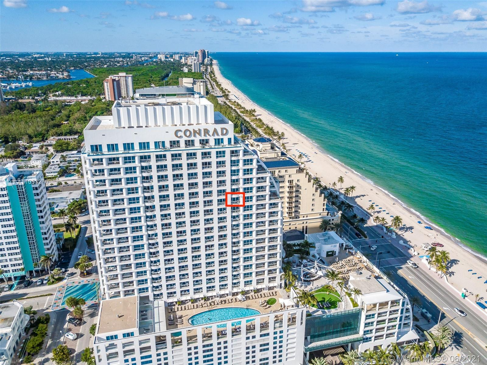 Ocean Resort Residences #R1812 - 551 N Fort Lauderdale Beach Blvd #R1812, Fort Lauderdale, FL 33304