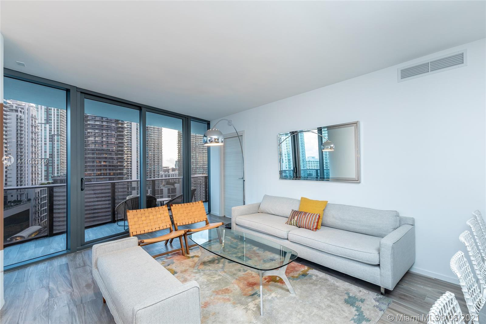 SLS Lux Brickell #1704 - 801 S Miami Ave #1704, Miami, FL 33130