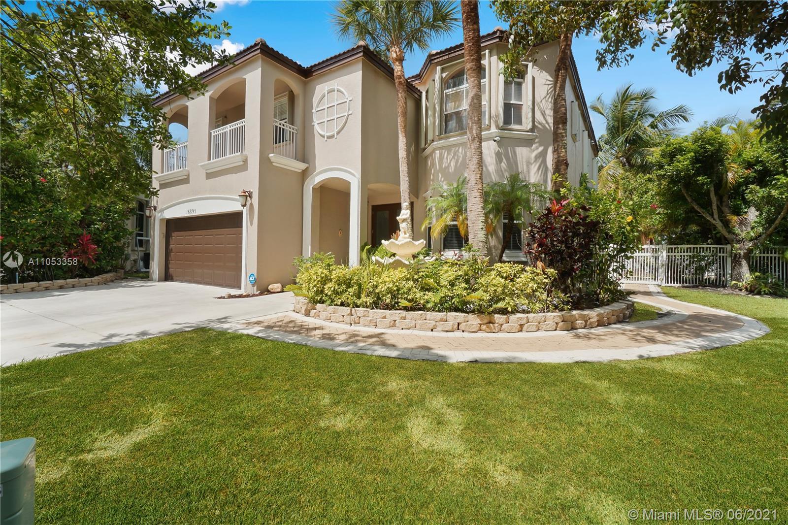 Riviera Isles - 16895 SW 49th Ct, Miramar, FL 33027