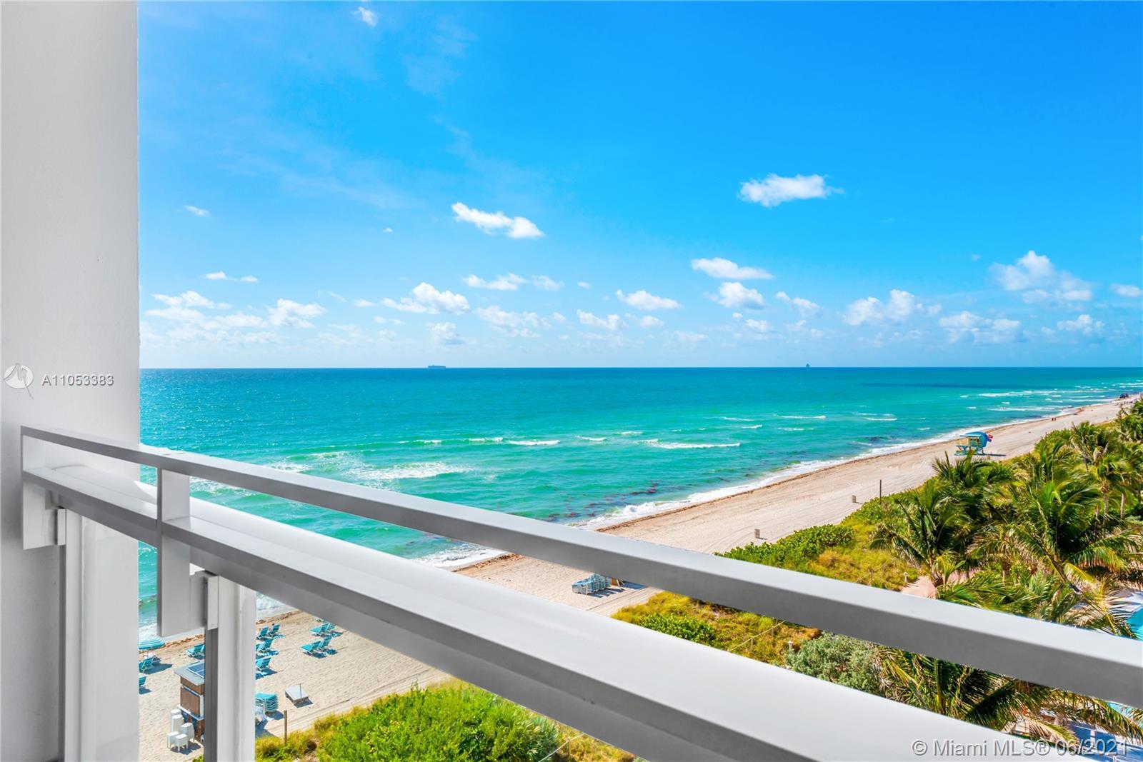 Carillon Hotel Tower #606 - 6801 Collins Ave #606, Miami Beach, FL 33141