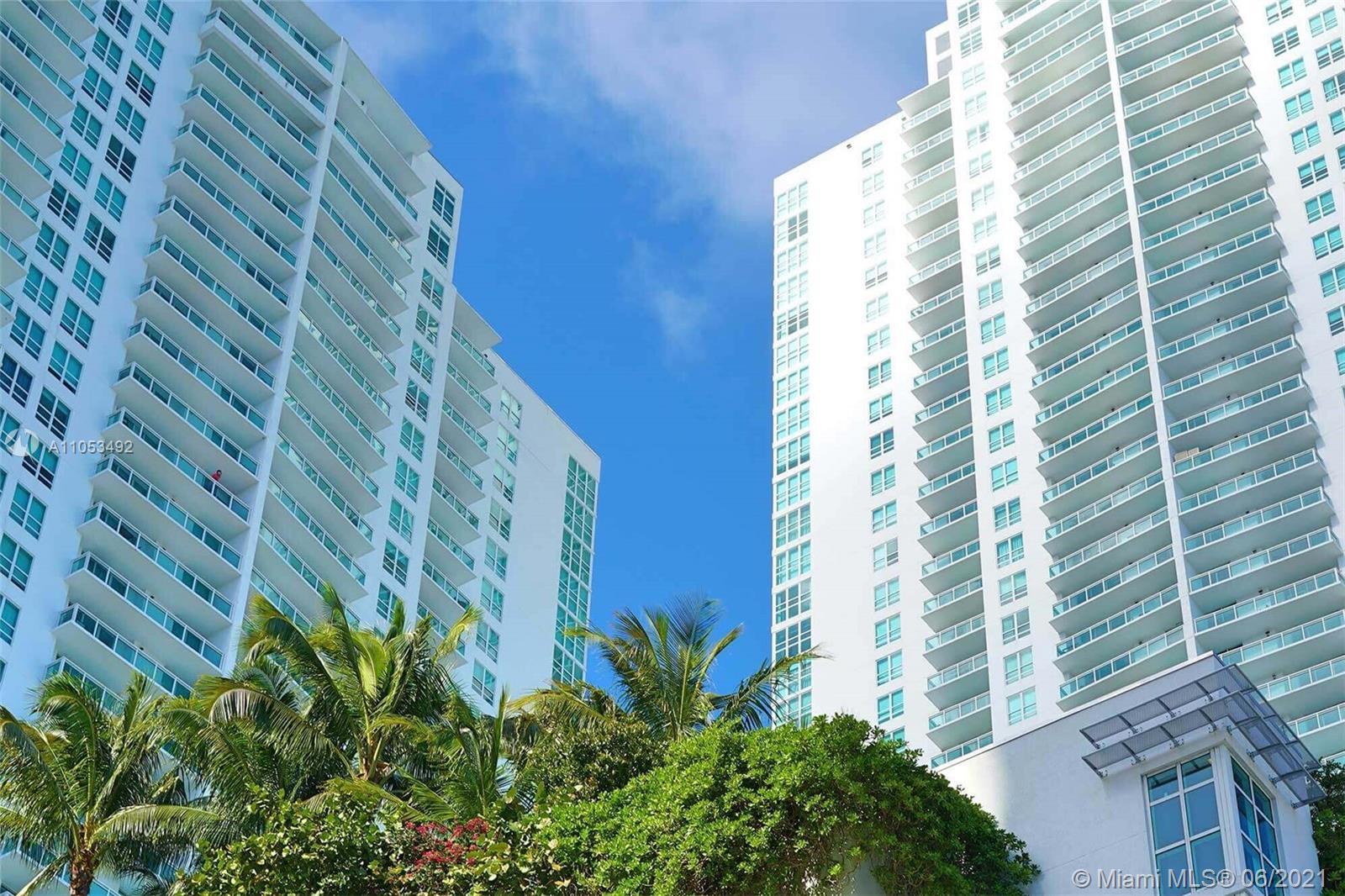 The Plaza on Brickell 2 #1808 - 951 Brickell Ave #1808, Miami, FL 33131