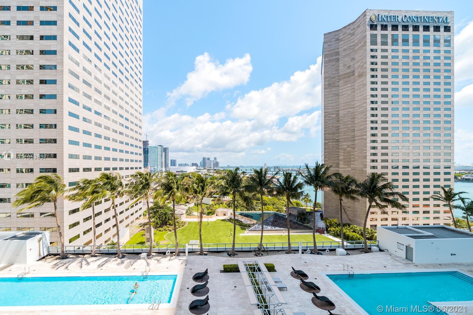One Miami West #1720 - 325 S Biscayne Blvd #1720, Miami, FL 33131