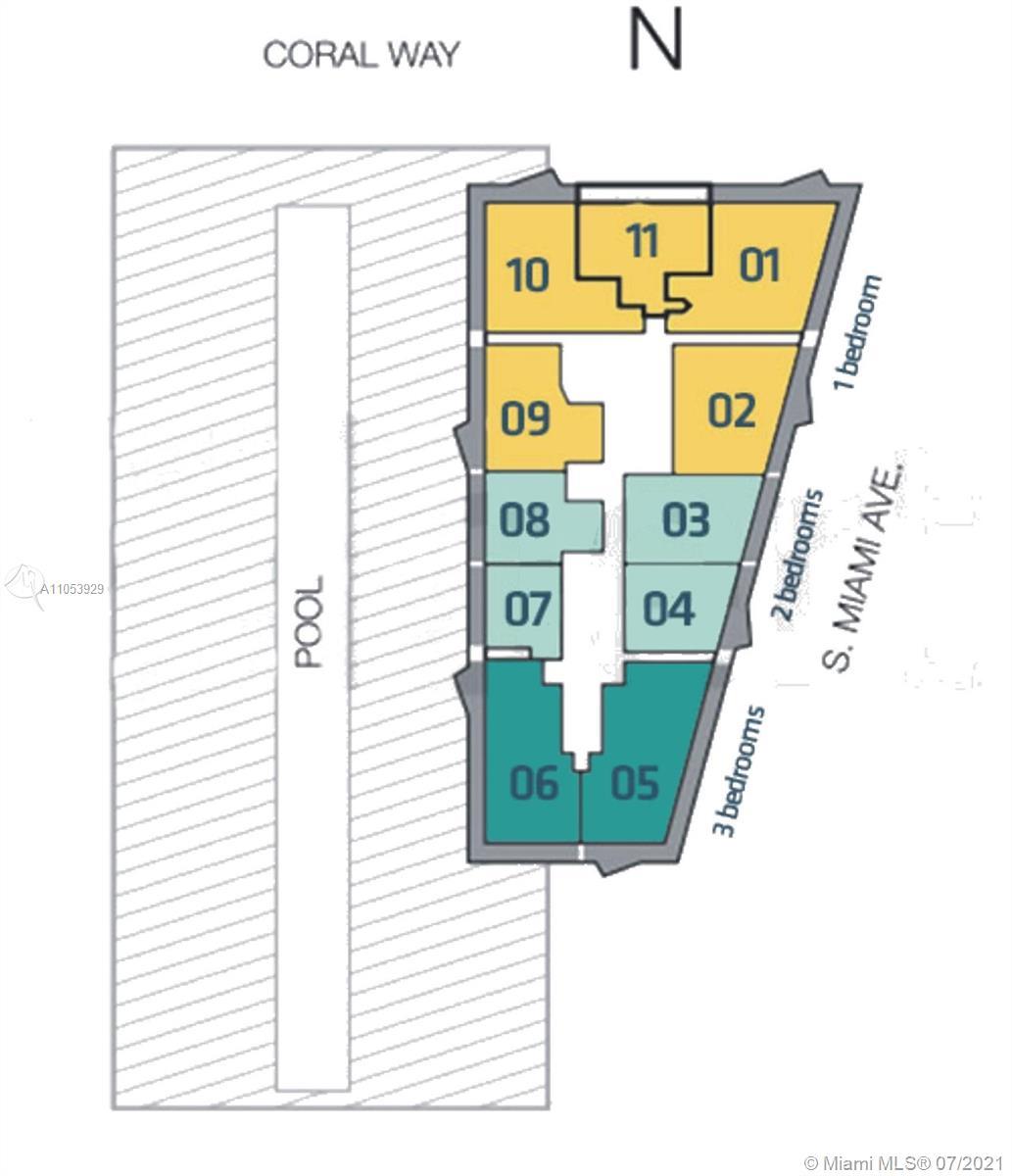 SLS Brickell #2307 - 51 - photo
