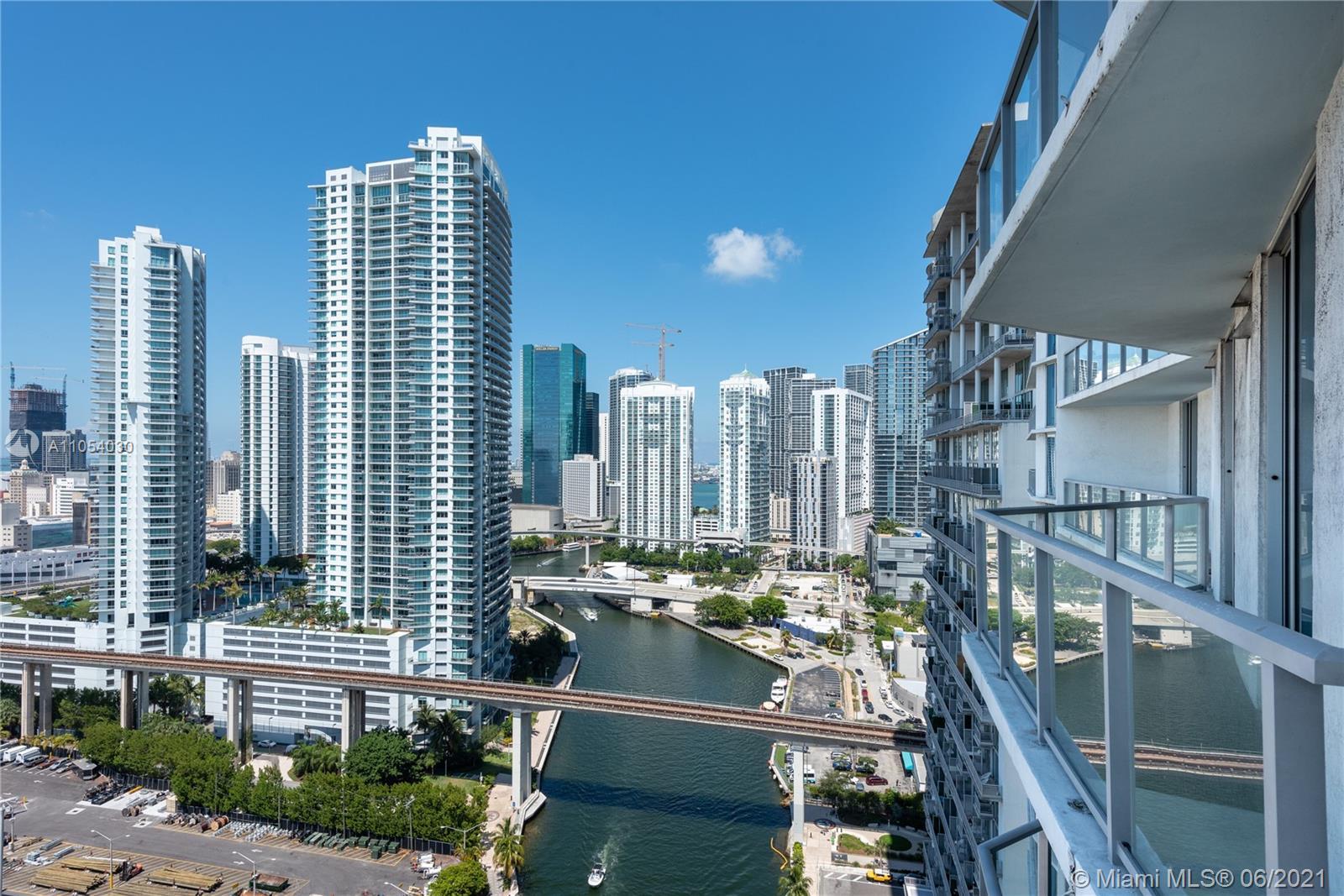 Latitude on the River #2503 - 185 SW 7th ST #2503, Miami, FL 33130