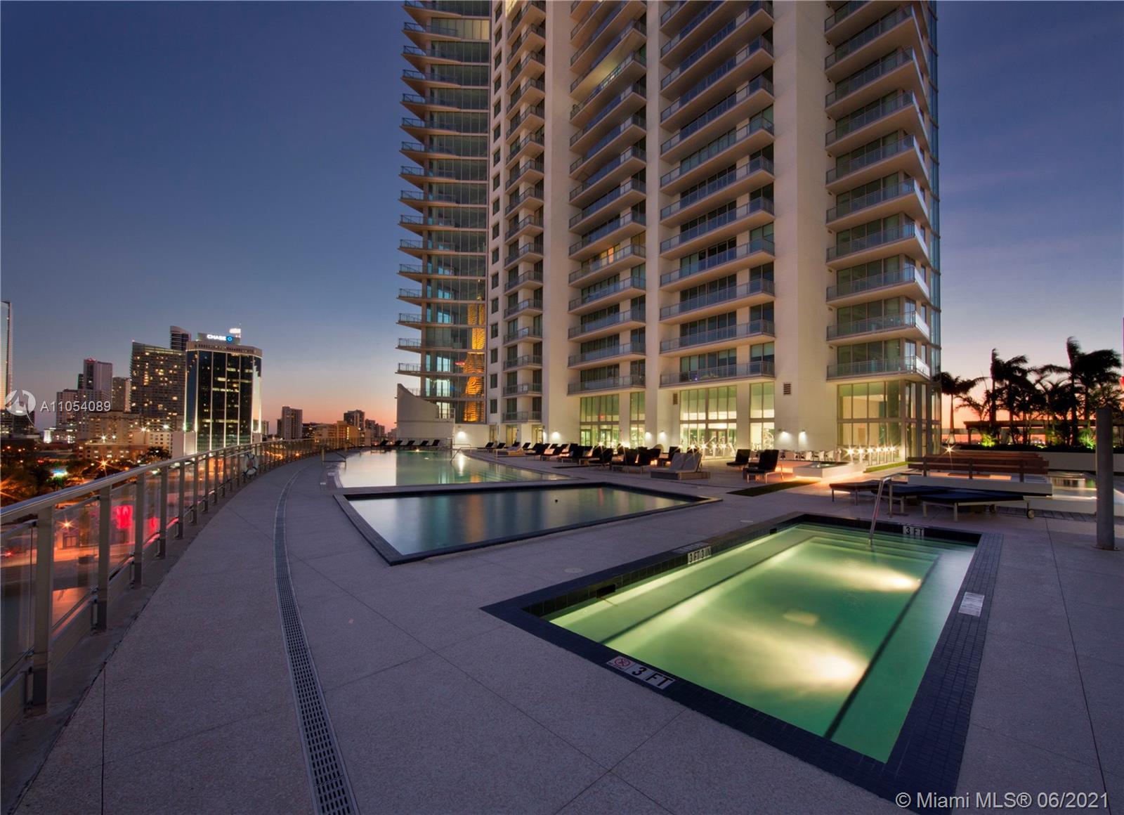 Mint #3806 - 92 SW 3rd St #3806, Miami, FL 33130