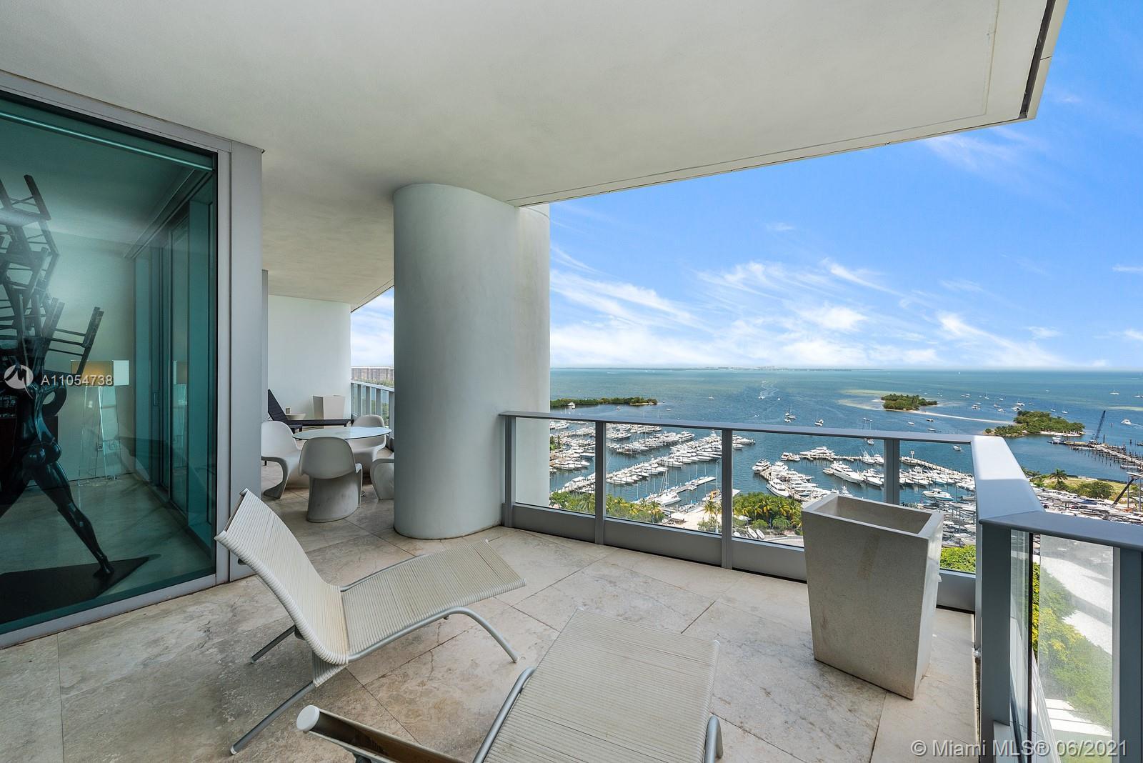 Grovenor House #2406 - 2627 S Bayshore Dr #2406, Miami, FL 33133