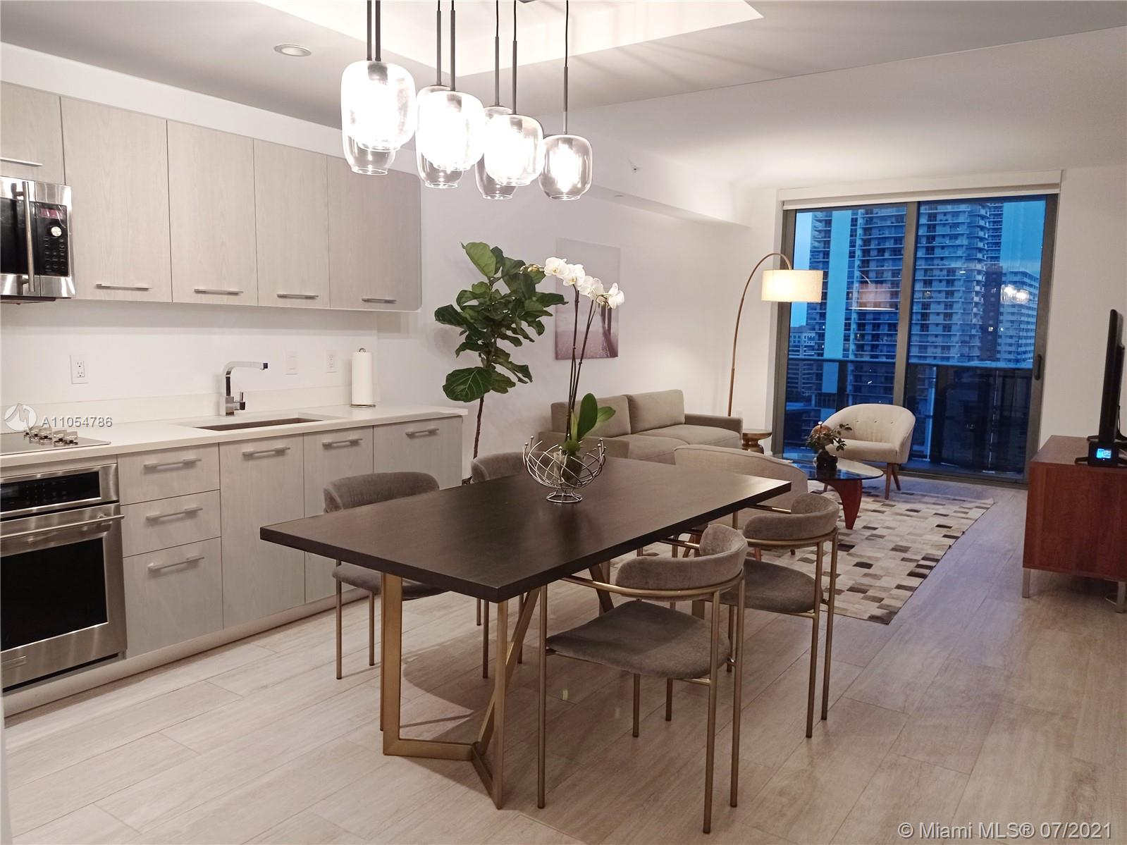 Brickell Heights West Tower #1504 - 55 SW 9th St #1504, Miami, FL 33130