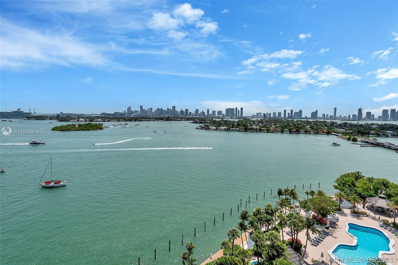 Nine Island Avenue #1606 - 9 Island Ave #1606, Miami Beach, FL 33139