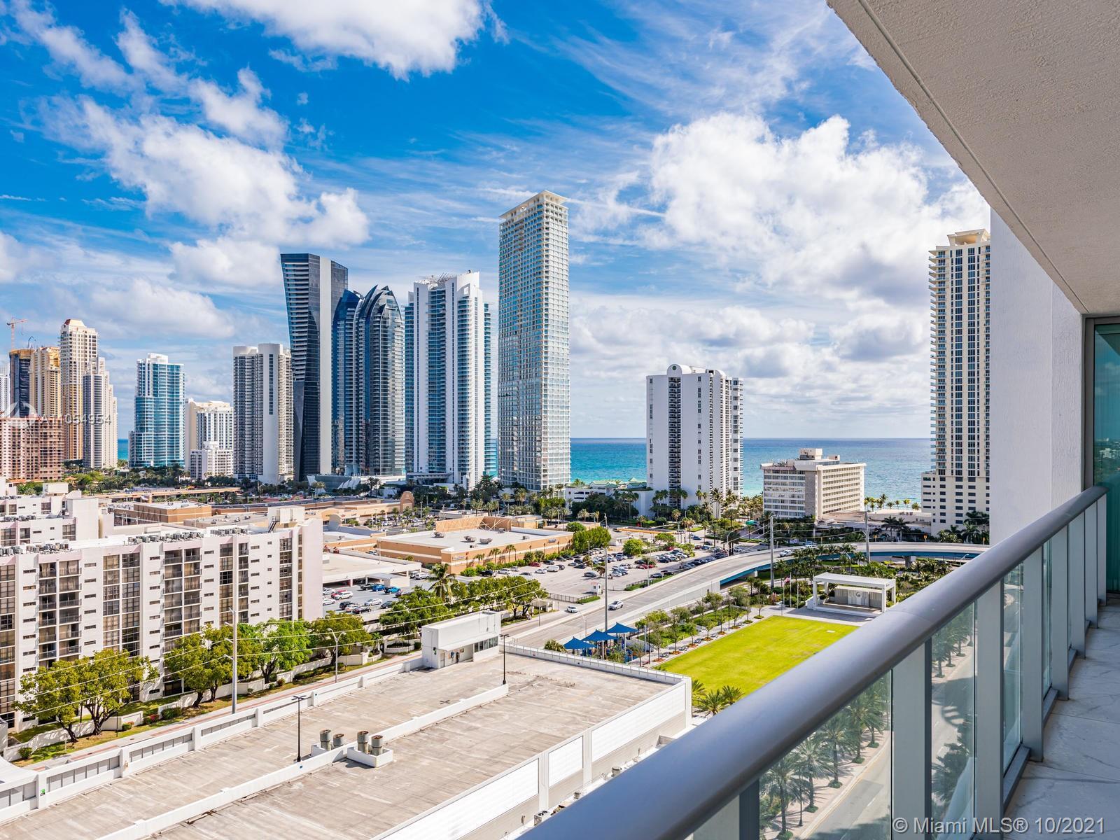 Parque Tower 1 #1607 - 300 sunny isles blvd #1607, Sunny Isles Beach, FL 33160