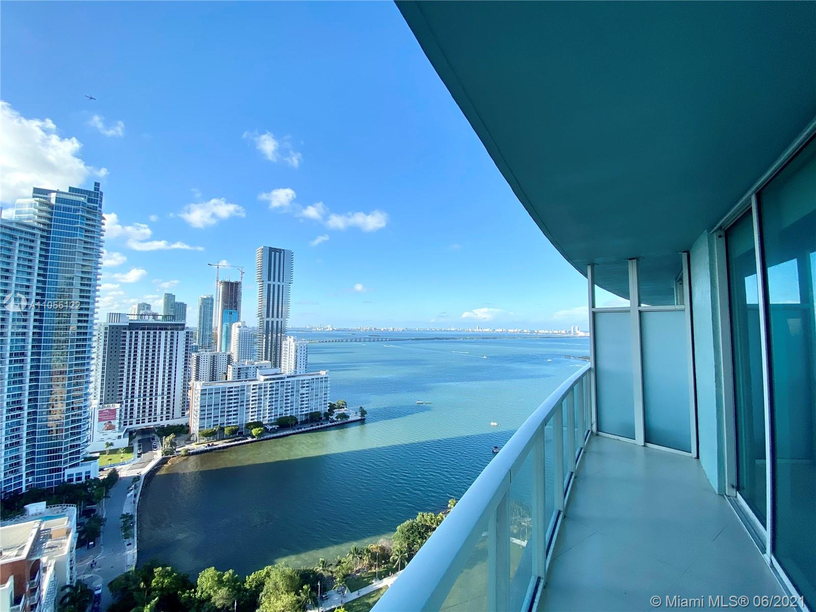 Quantum on the Bay #2906 - 1900 N Bayshore Dr #2906, Miami, FL 33132