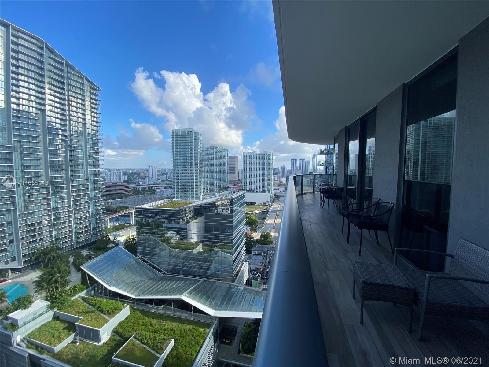 SLS Lux Brickell #2709 - 801 S Miami Ave #2709, Miami, FL 33130