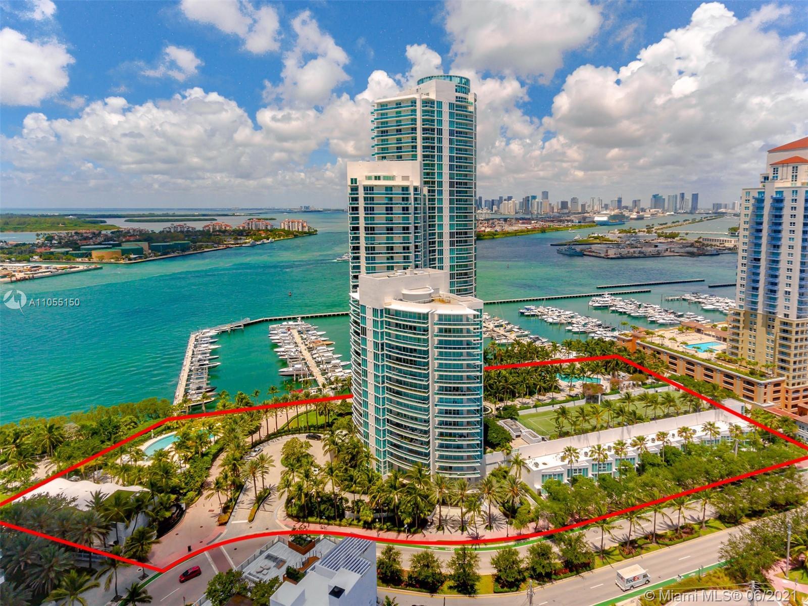 Murano At Portofino #905 - 1000 S Pointe Drive #905, Miami Beach, FL 33139