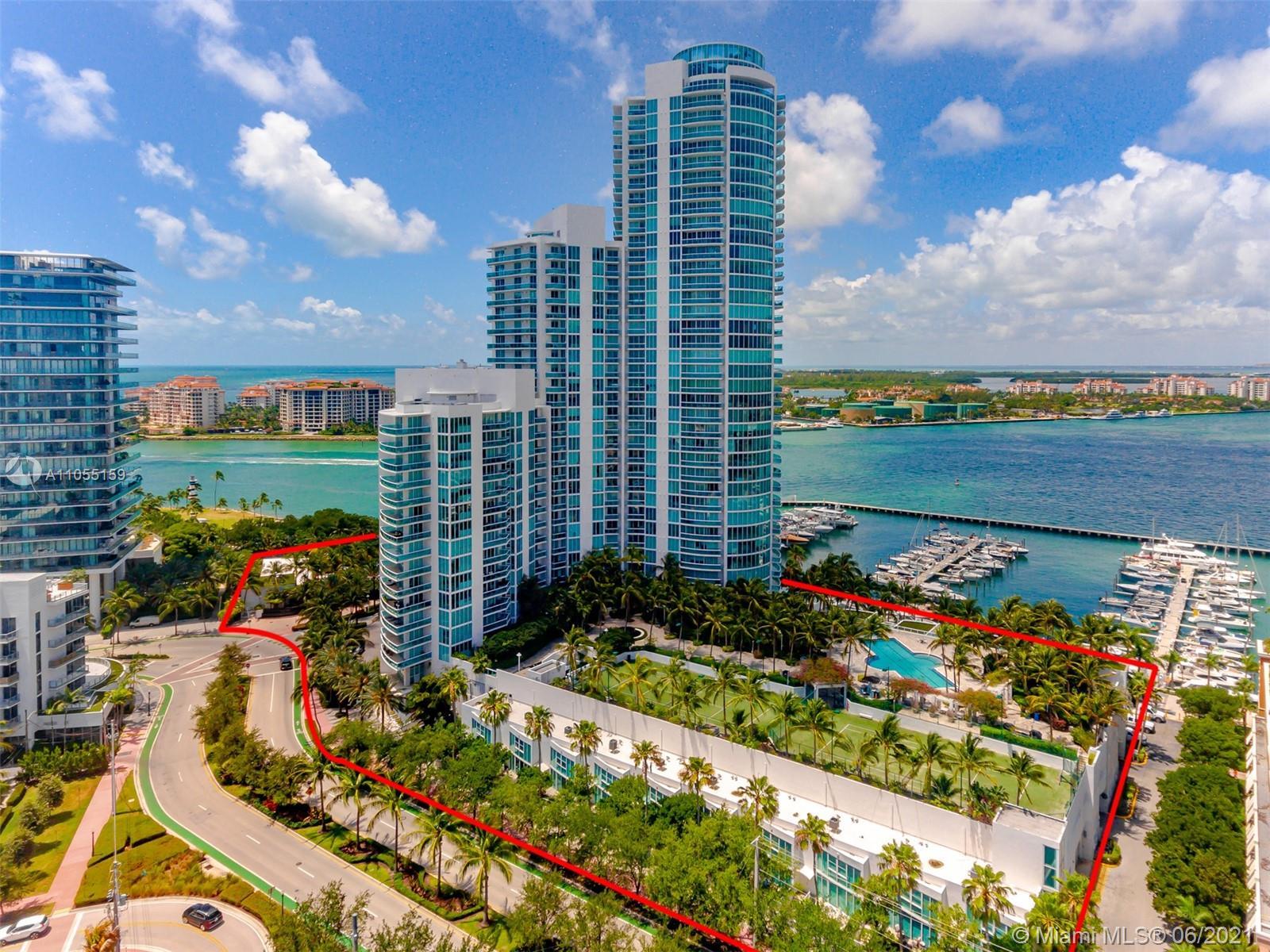 Murano At Portofino #906 - 1000 S Pointe dr #906, Miami Beach, FL 33139