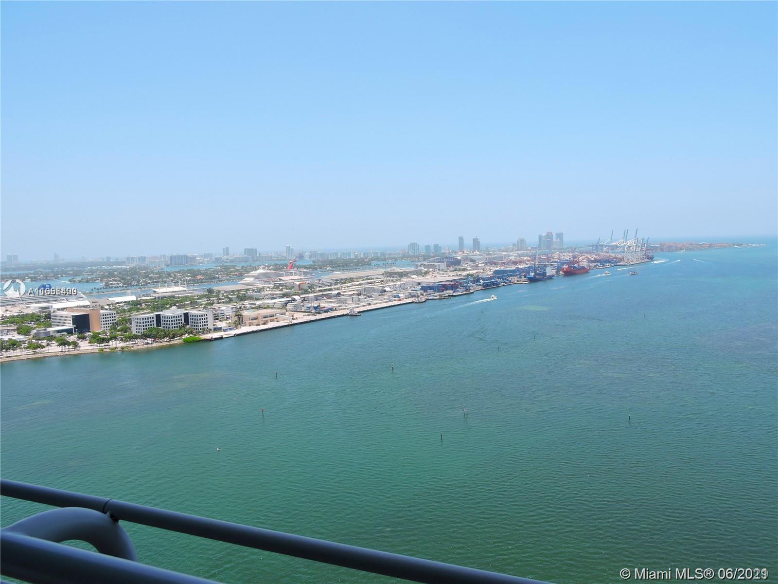 One Miami East #3612 - 335 S Biscayne Blvd #3612, Miami, FL 33131