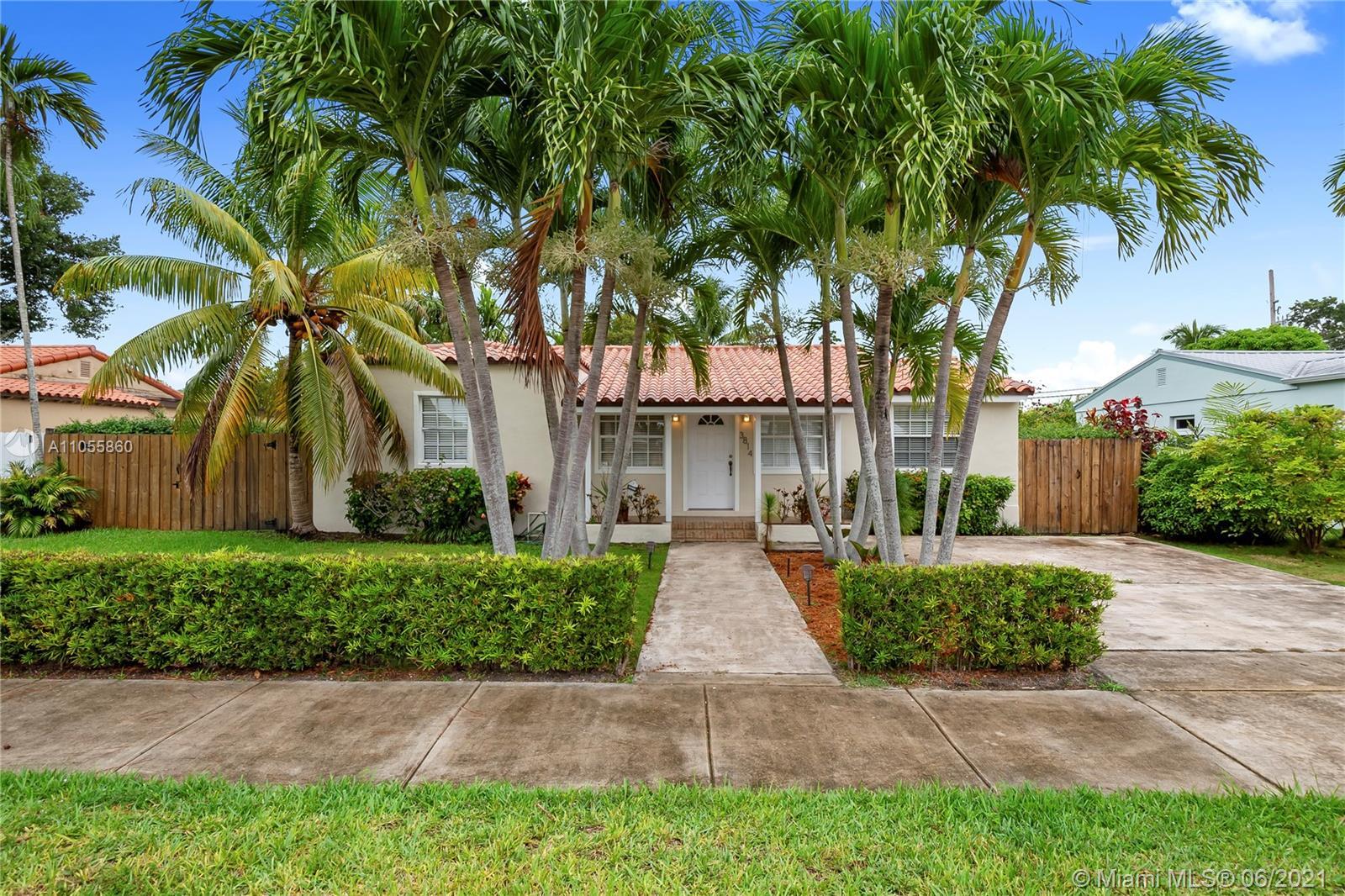 Central Miami - 3814 SW 59th Ave, Miami, FL 33155