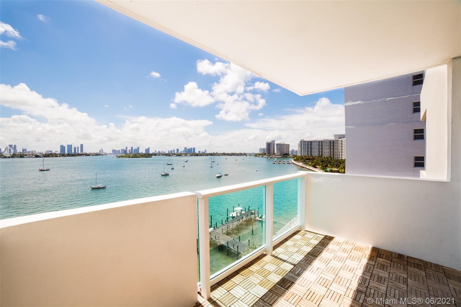 Mirador North #625 - 1200 WEST AV #625, Miami Beach, FL 33139