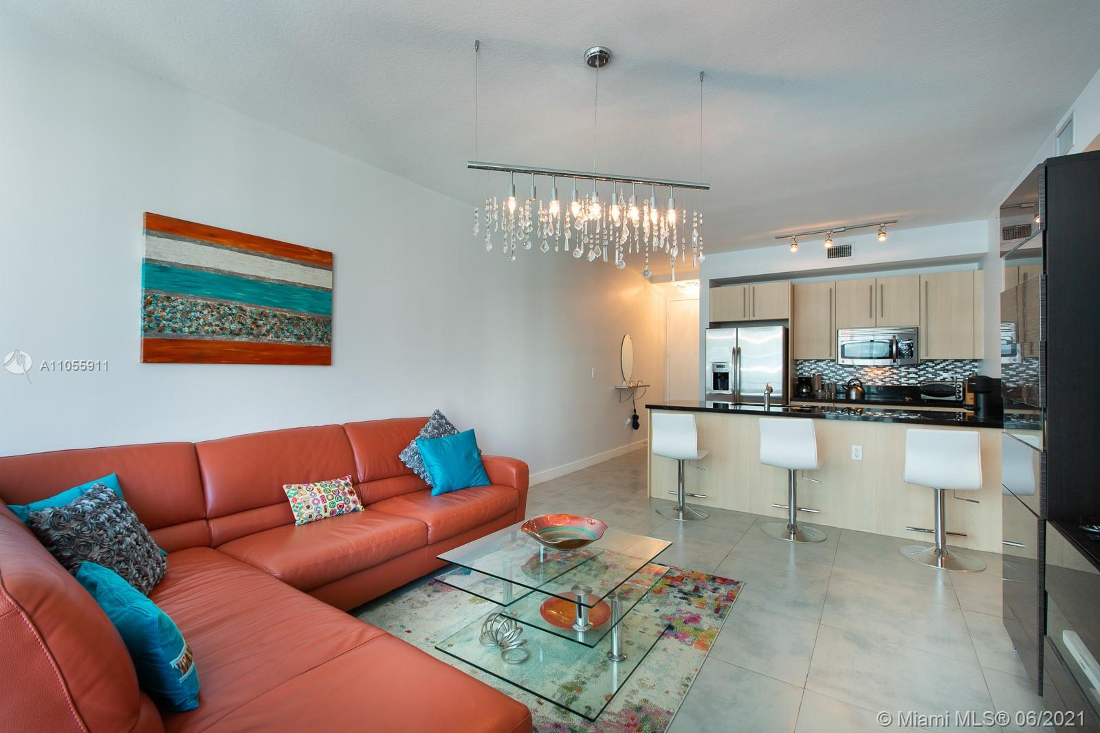 Axis on Brickell North Tower #3215-N - 1111 SW 1st Ave #3215-N, Miami, FL 33130