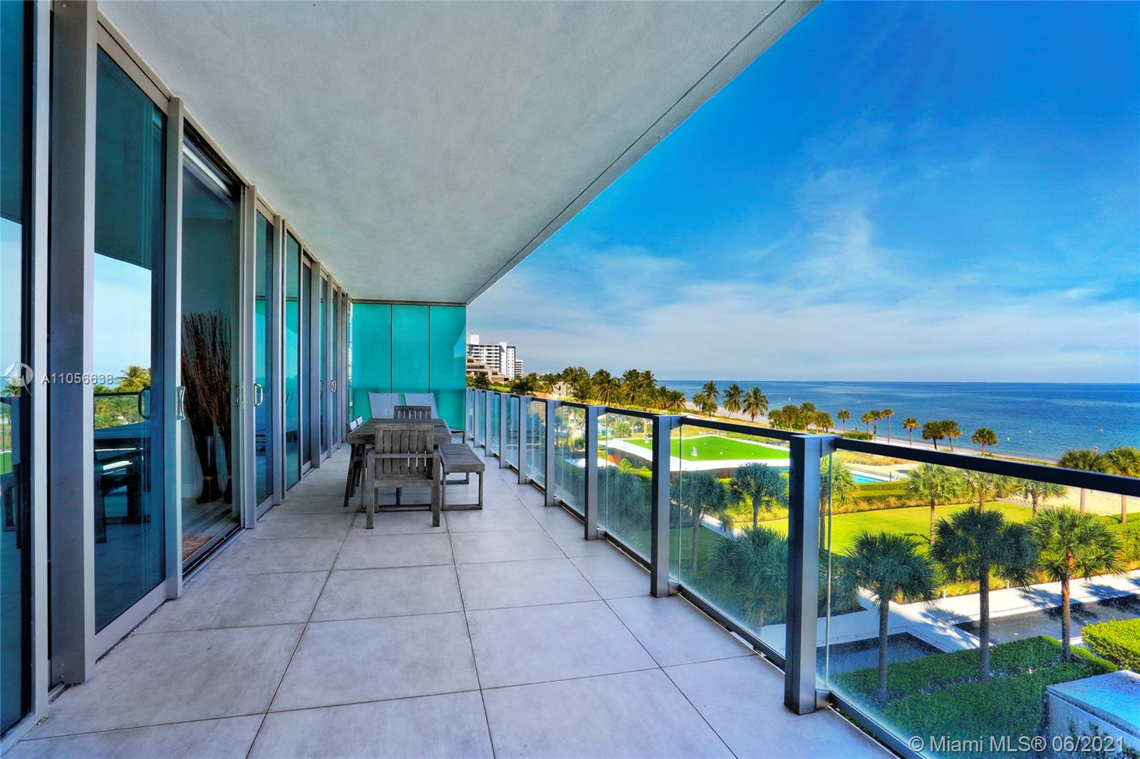 Oceana Key Biscayne #504S - 360 Ocean Drive #504S, Key Biscayne, FL 33149